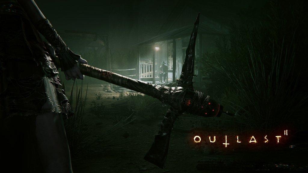 První obrázek z hororového Outlast 2 117858