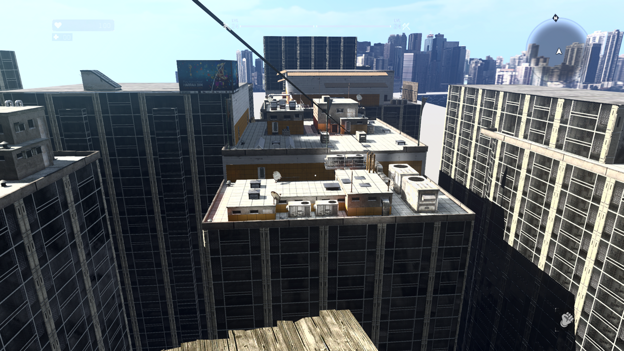 S modem si můžete v Dying Light zahrát úroveň z Mirror's Edge 117882