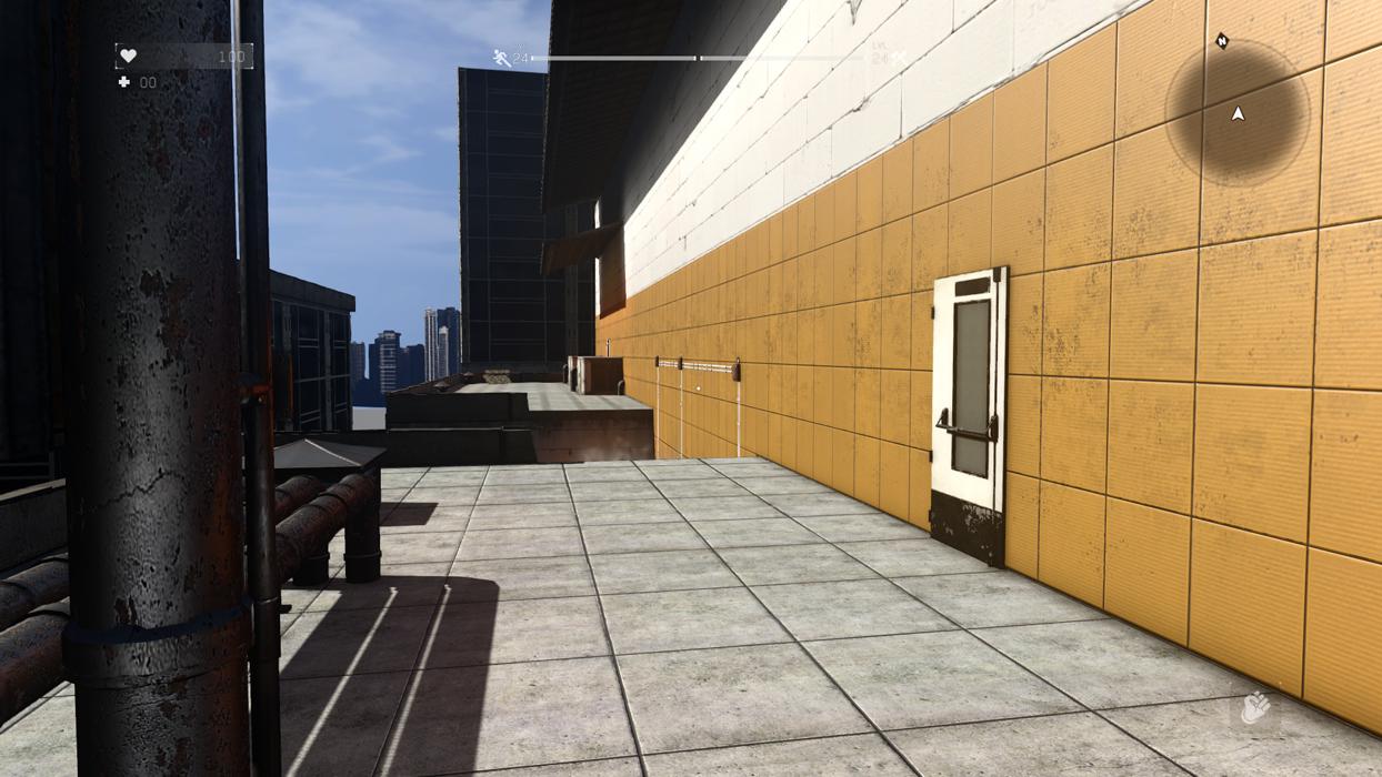 S modem si můžete v Dying Light zahrát úroveň z Mirror's Edge 117883
