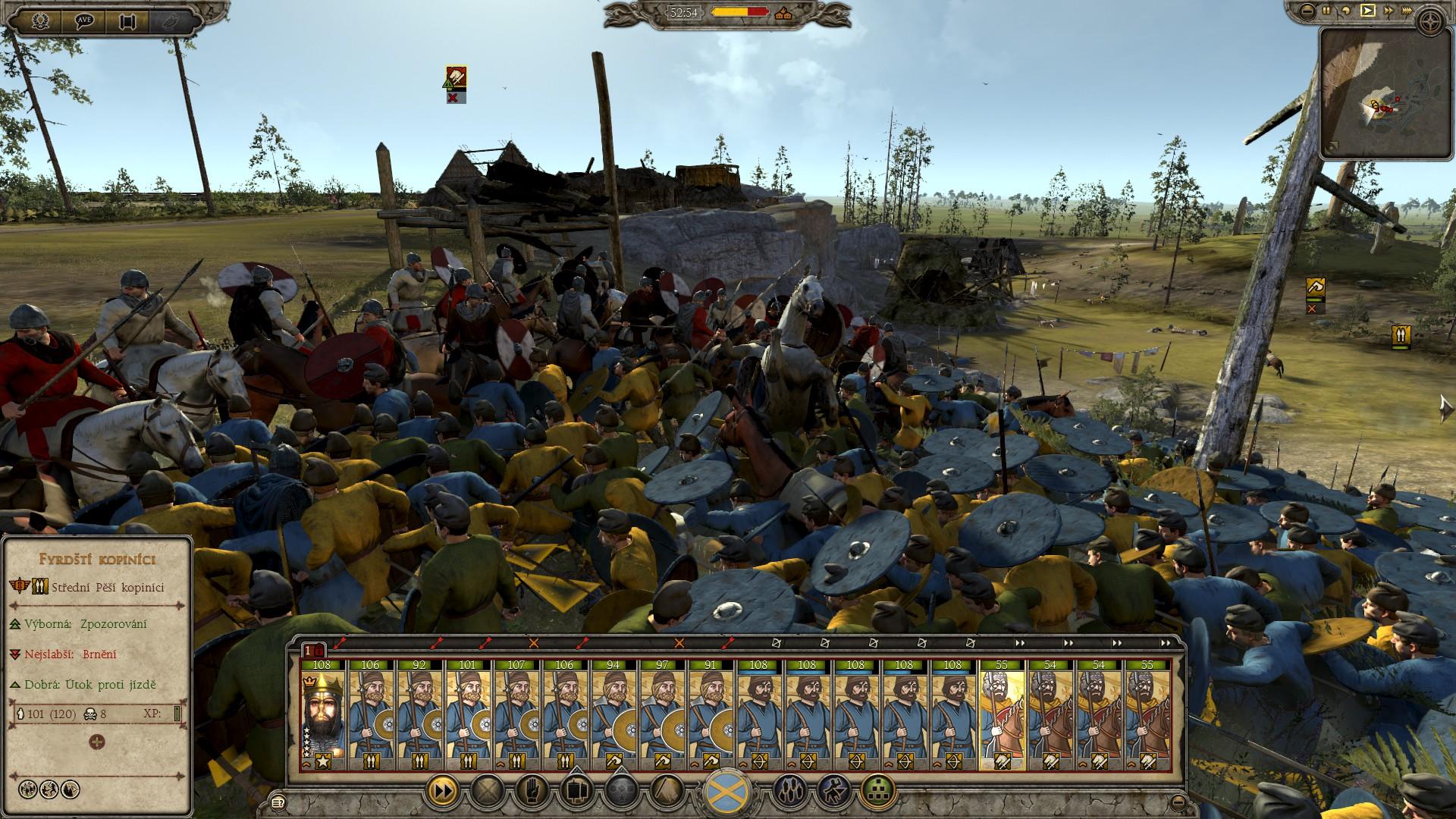 Total War: Attila - Doba Karla Velikého 117944