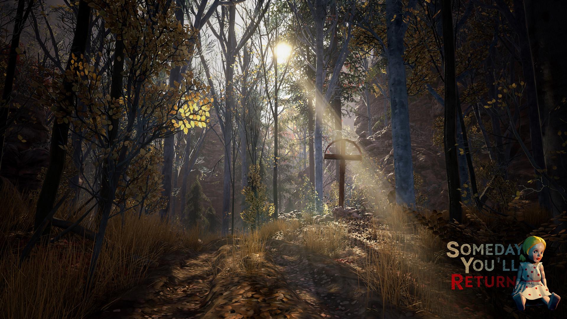 V české nezávislé hře budete hledat svou dceru v jihomoravském lese 117982