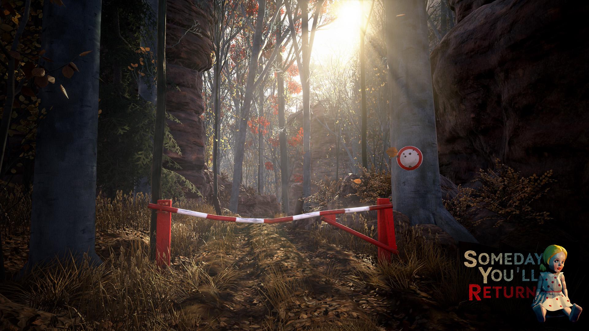 V české nezávislé hře budete hledat svou dceru v jihomoravském lese 117983