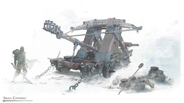 Zákulisí vývoje For Honor: Návrh mapy Citadel Gate 118045