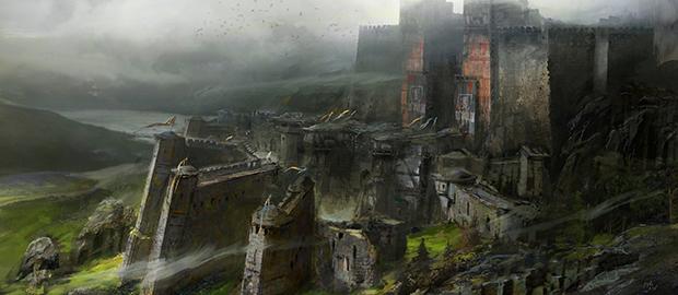 Zákulisí vývoje For Honor: Návrh mapy Citadel Gate 118048