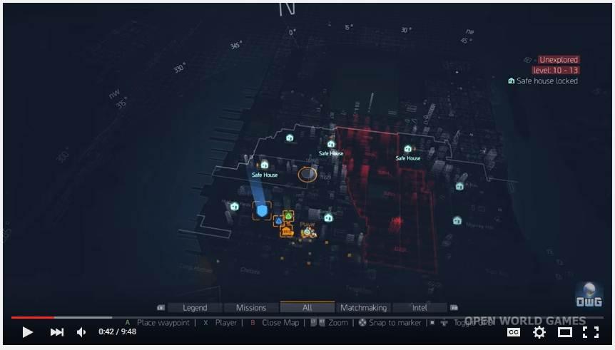 The Division se bude soustředit na centrum Manhattanu 118098