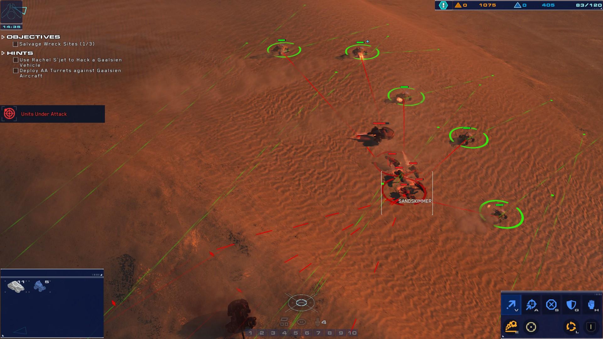 Homeworld: Deserts of Kharak 118147