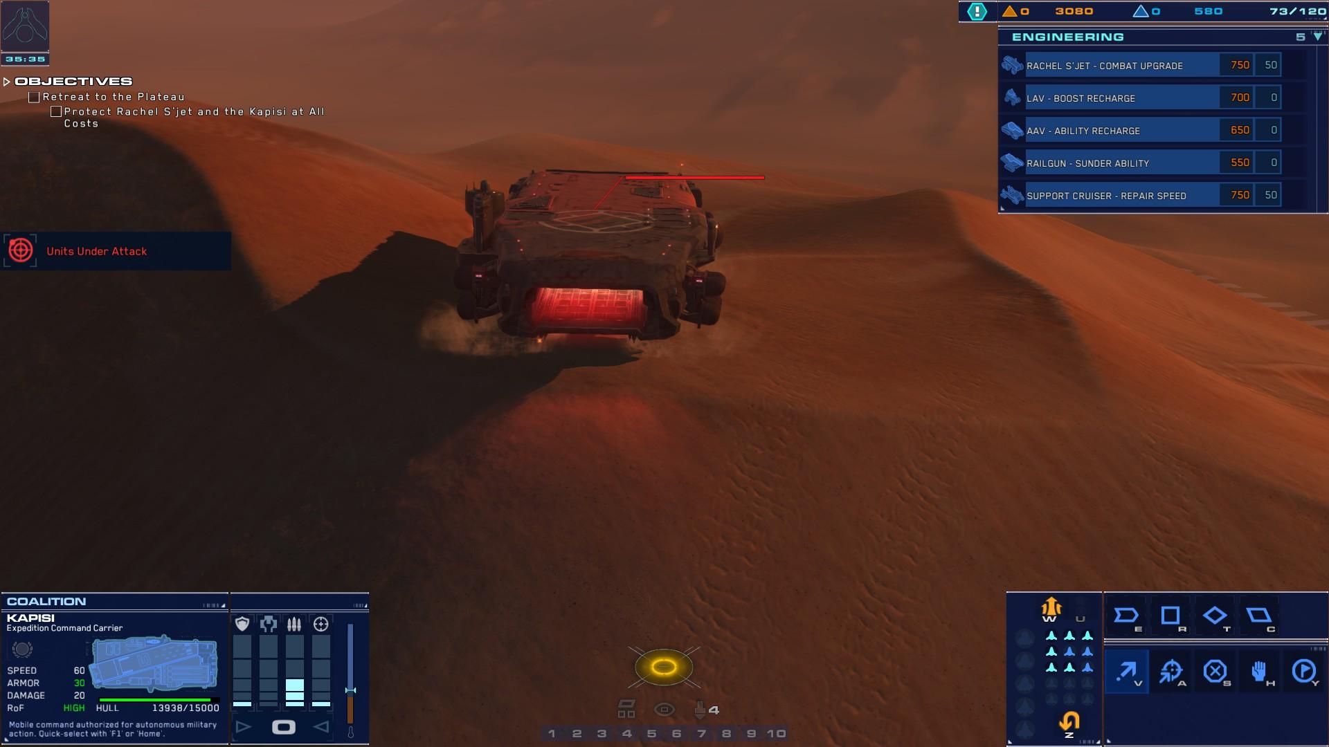 Homeworld: Deserts of Kharak 118151