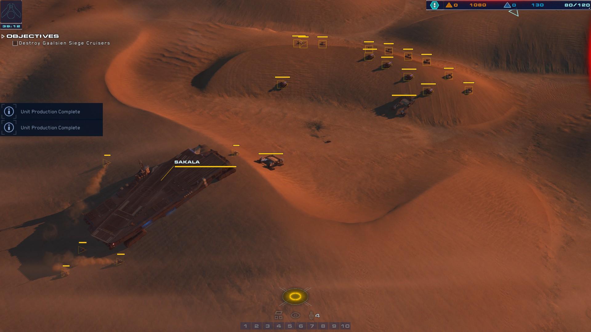 Homeworld: Deserts of Kharak 118152