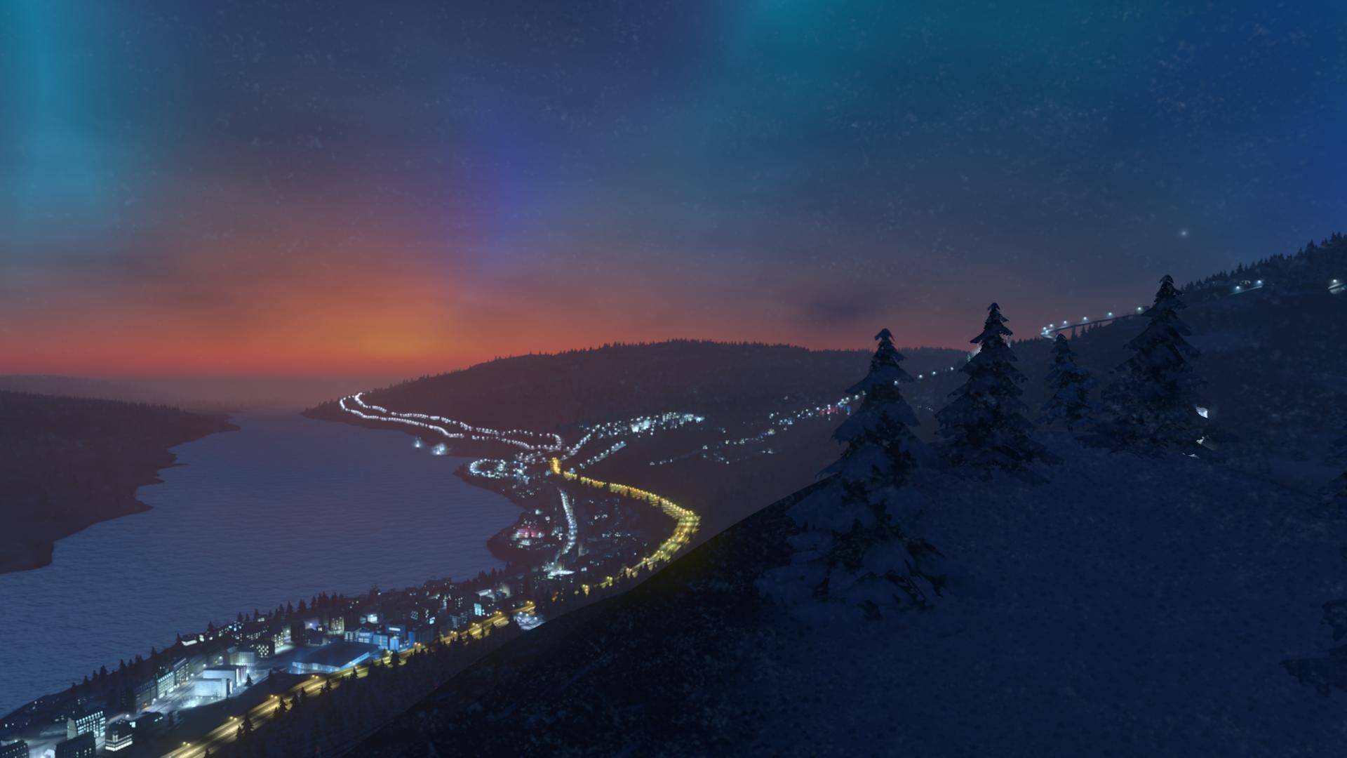 V Cities: Skylines začne sněžit 118160