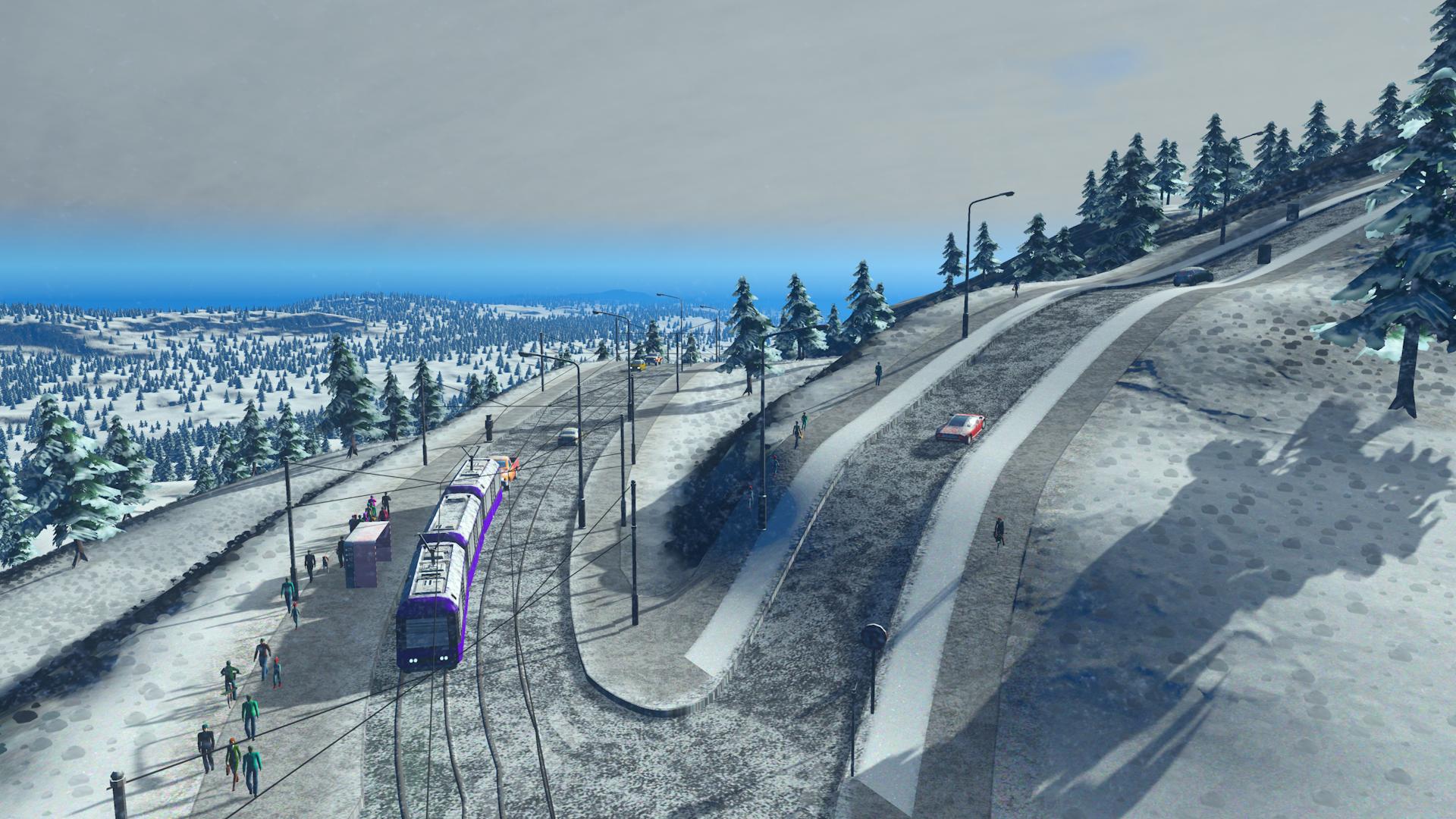 V Cities: Skylines začne sněžit 118164