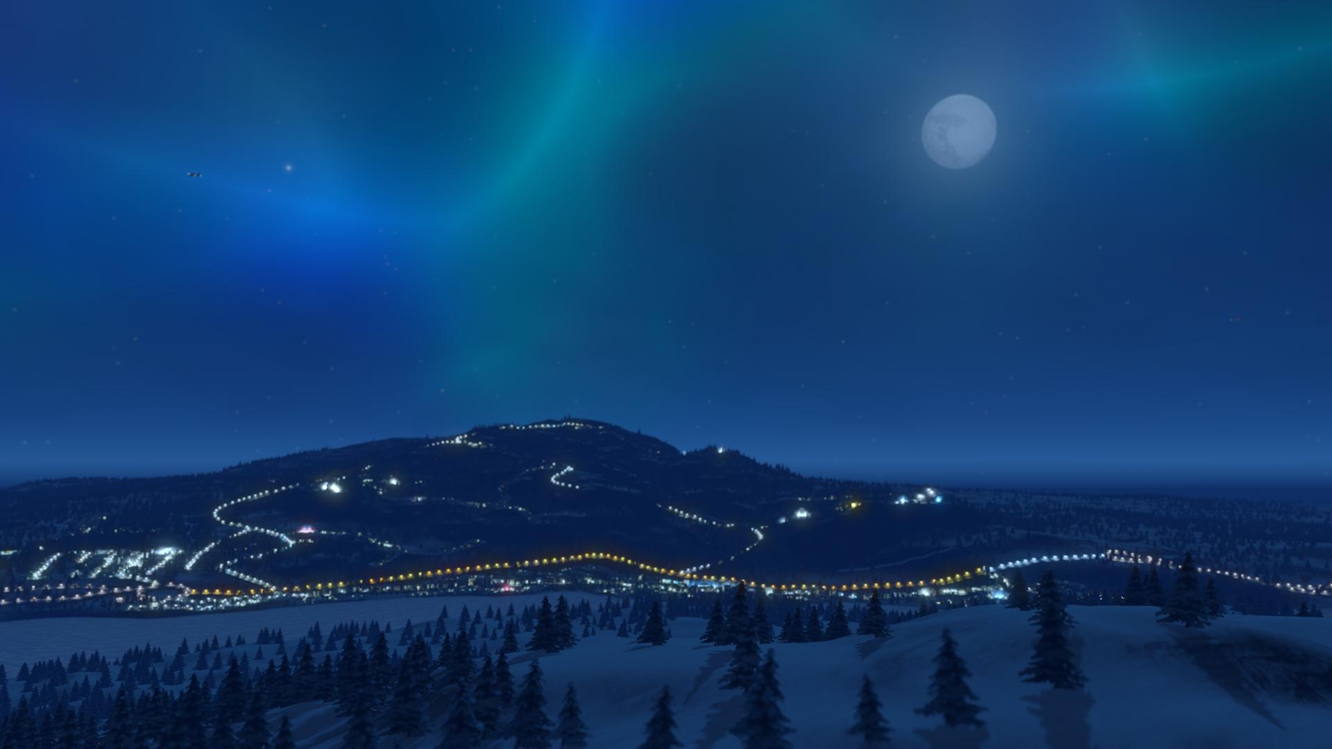 V Cities: Skylines začne sněžit 118167