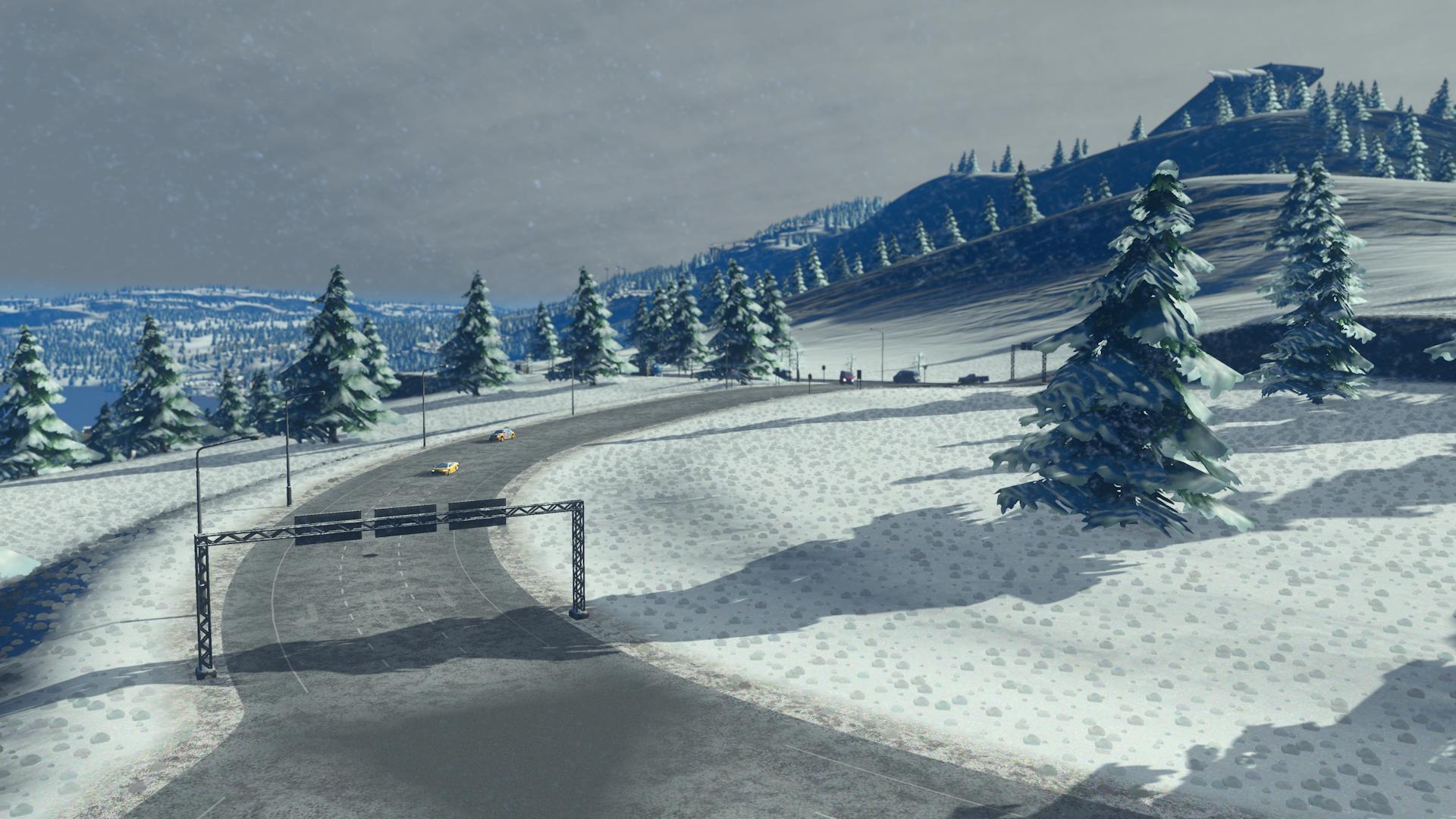 V Cities: Skylines začne sněžit 118168