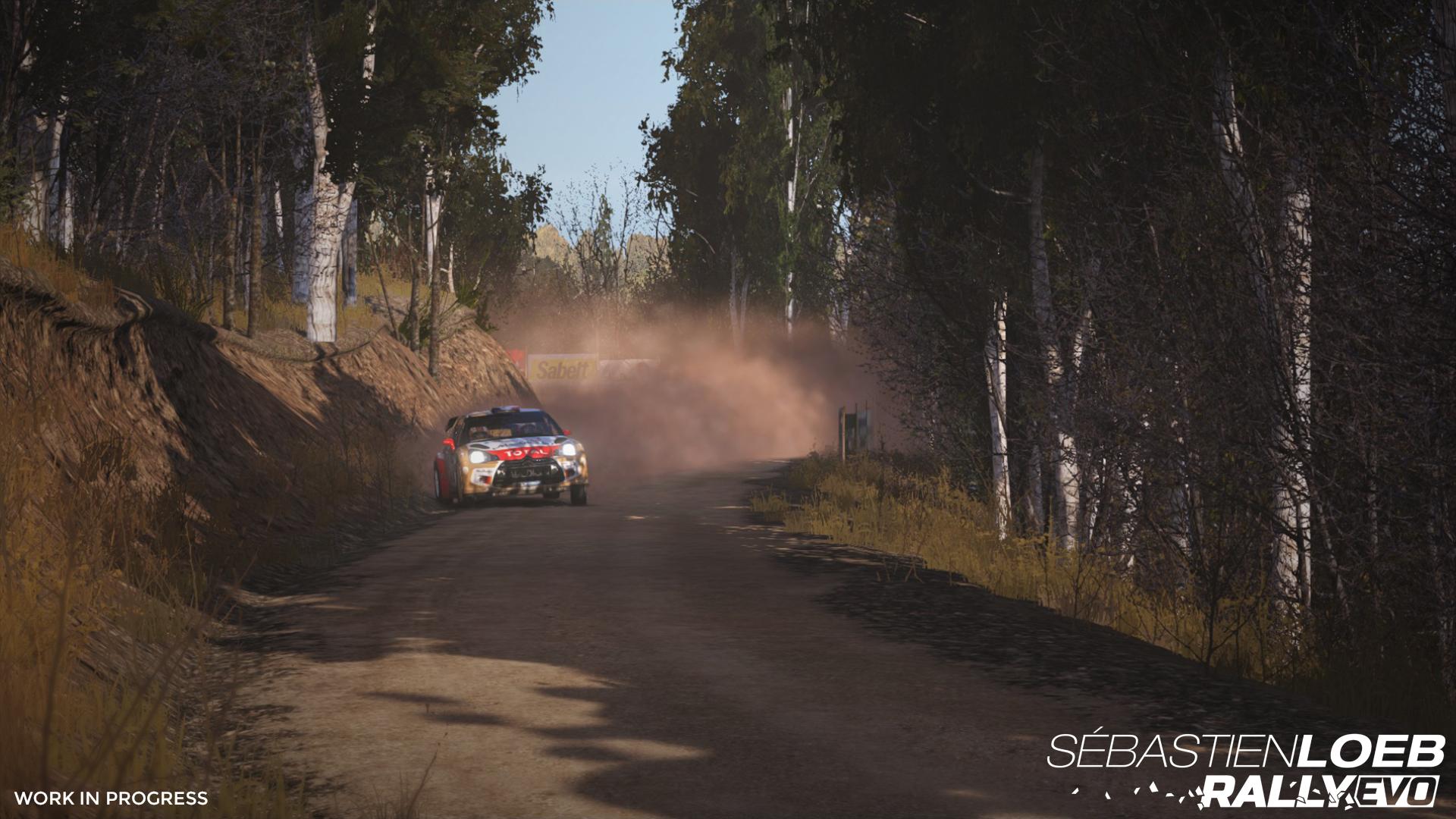 Nové obrázky ze závodů Sébastien Loeb Rally 118180