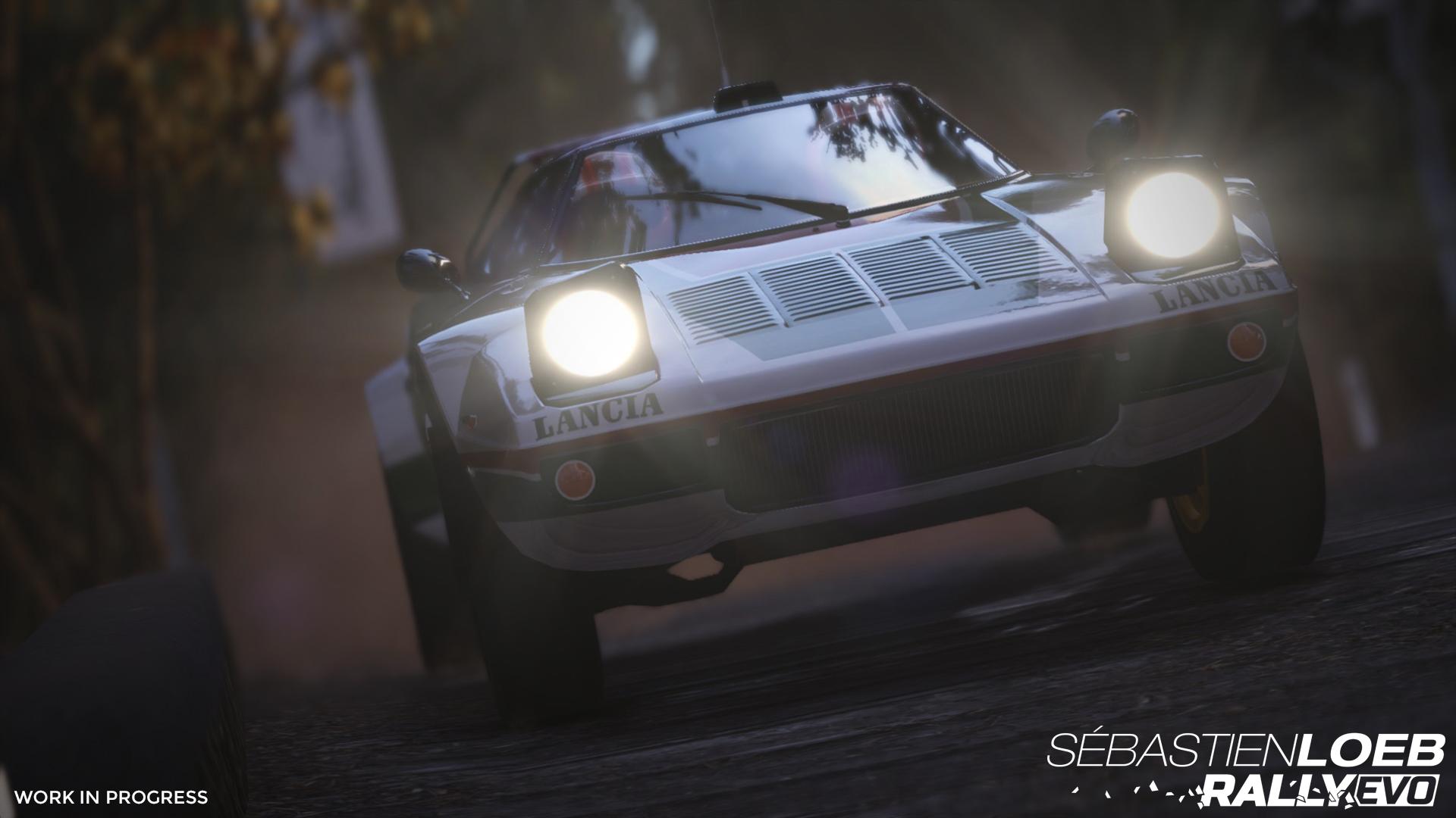 Nové obrázky ze závodů Sébastien Loeb Rally 118182