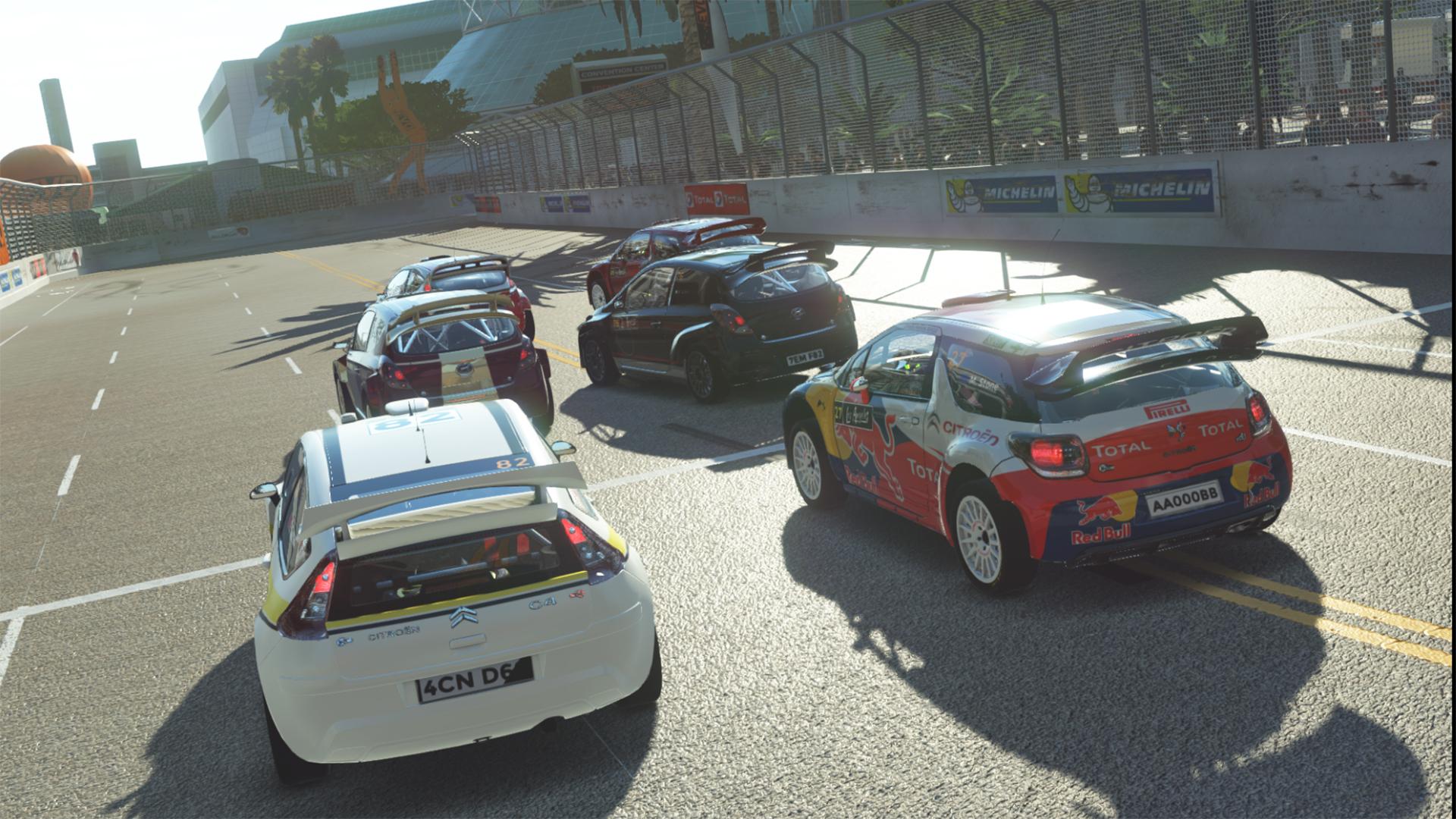 Nové obrázky ze závodů Sébastien Loeb Rally 118183