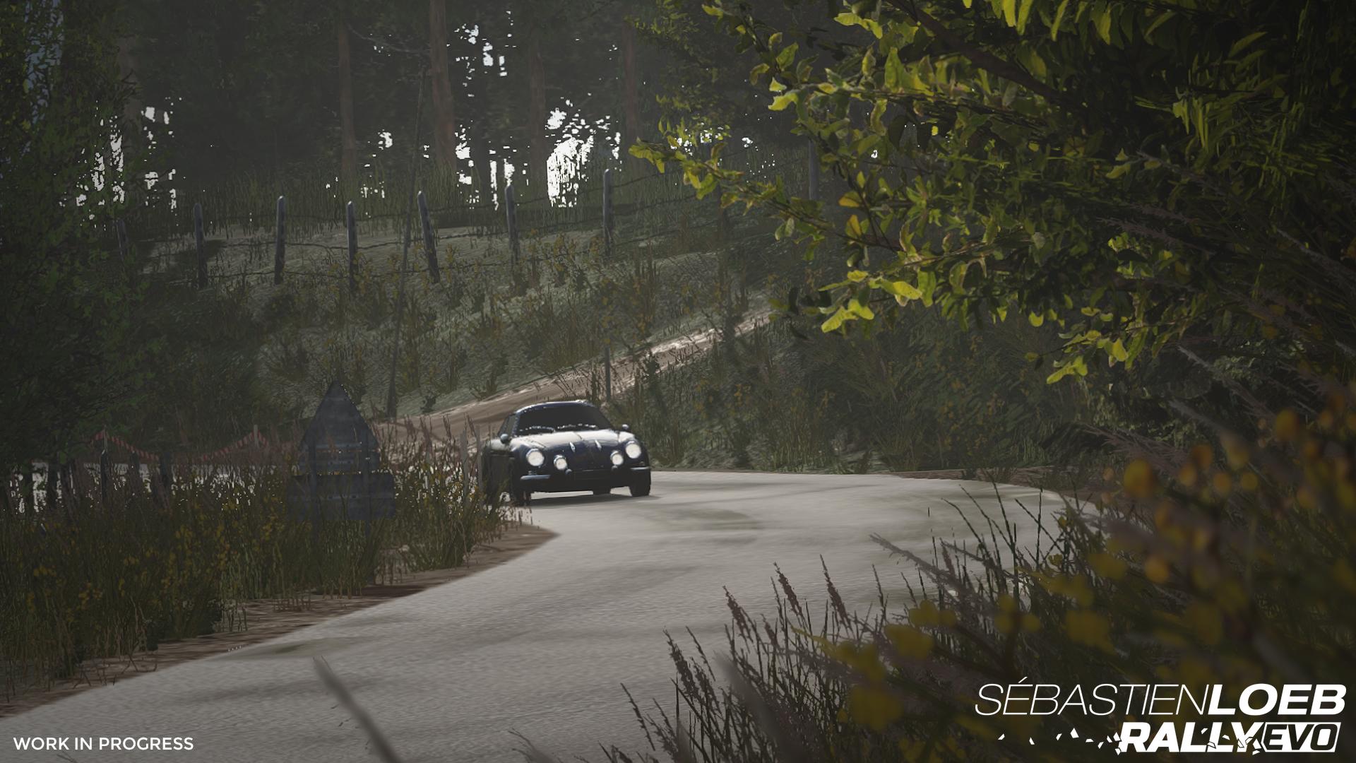 Nové obrázky ze závodů Sébastien Loeb Rally 118185