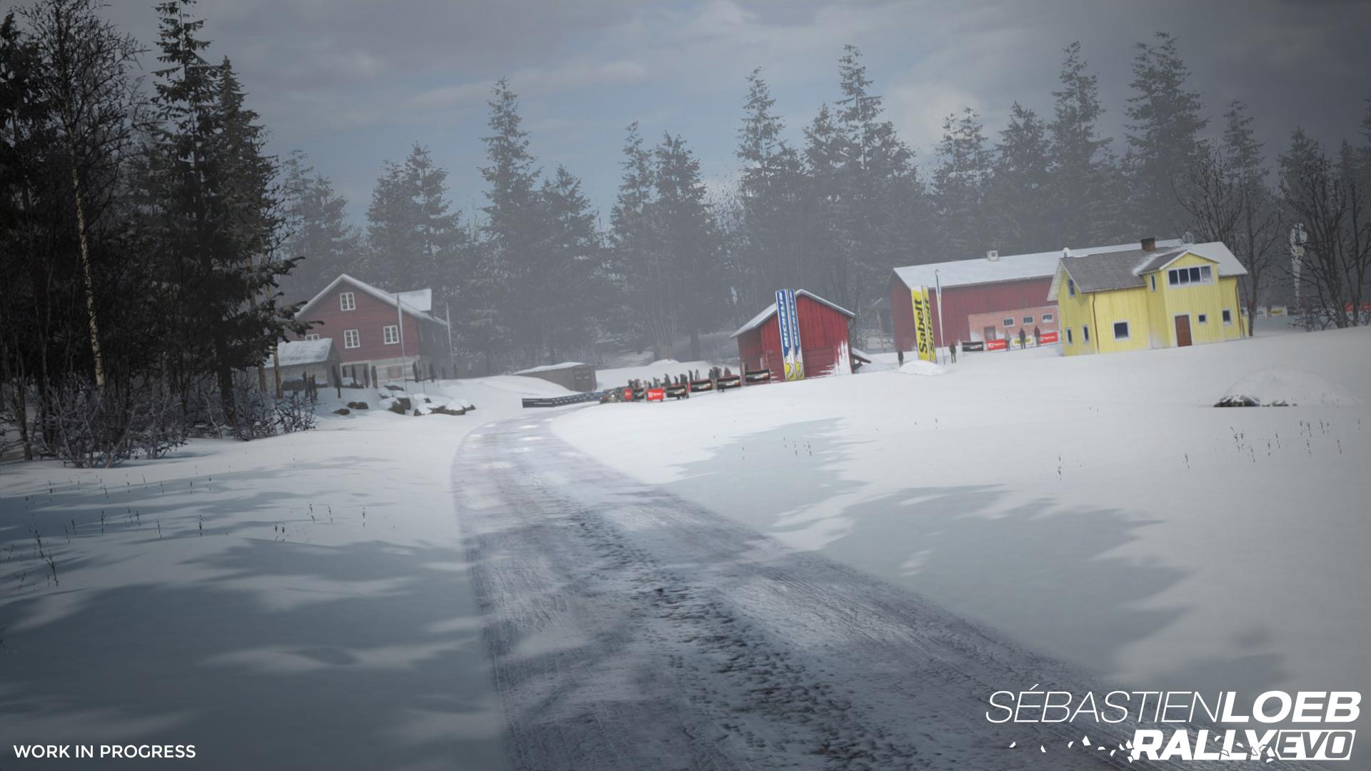 Nové obrázky ze závodů Sébastien Loeb Rally 118186