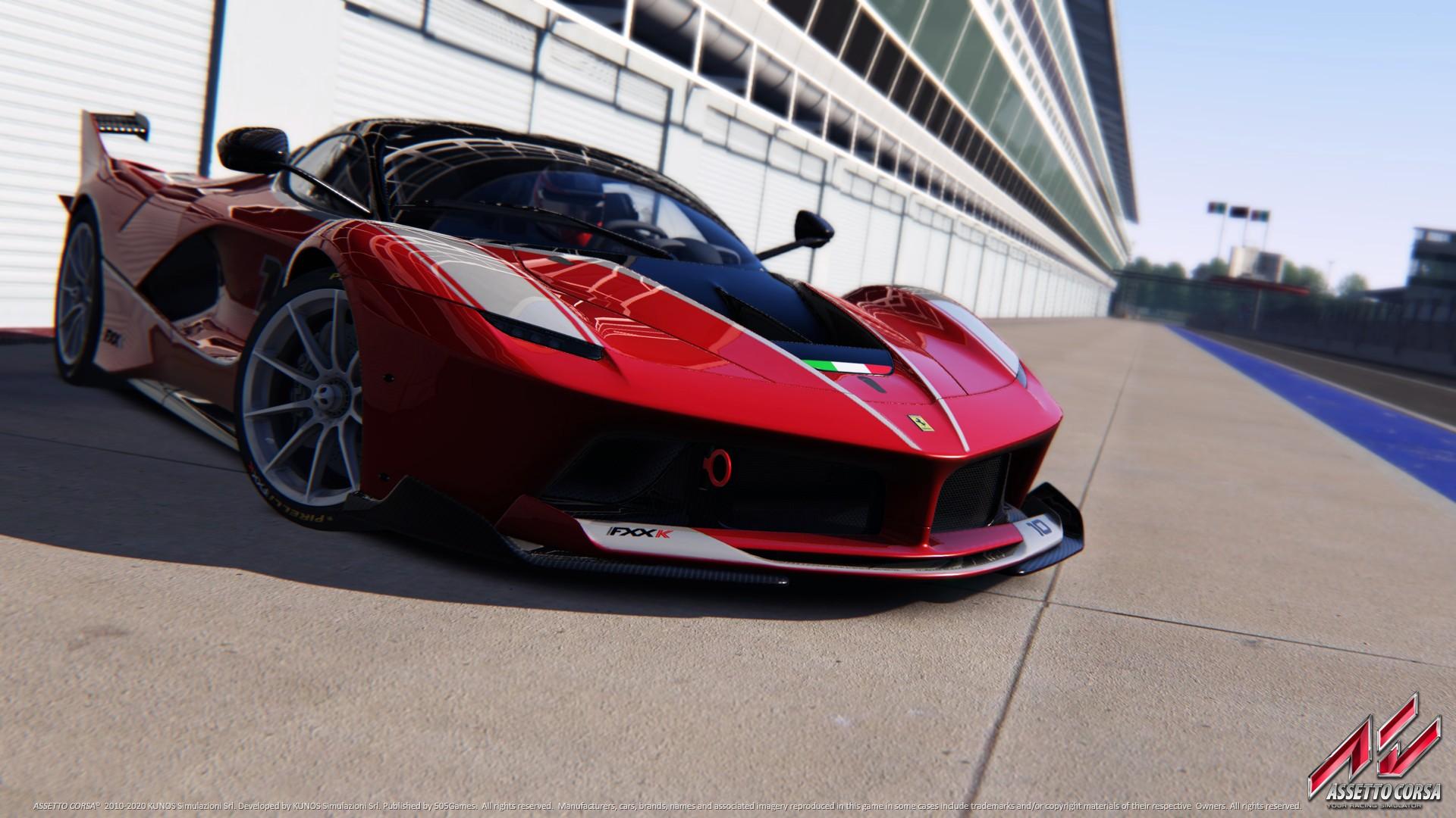 Závody Assetto Corsa na nových konzolích odstartují v dubnu 118220