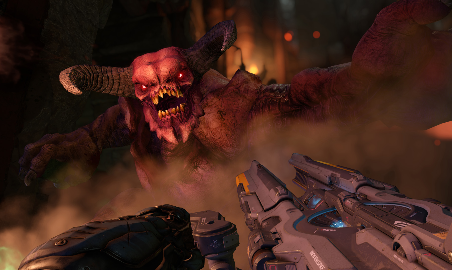 Monstra z pekla v galerii z nového Dooma 118304