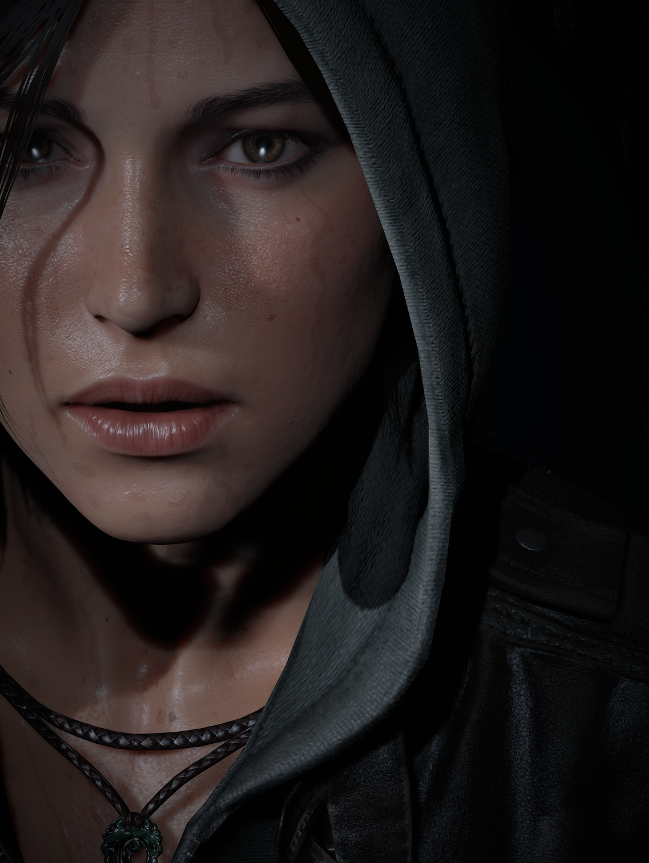 Temný les z Baba Yaga DLC do Rise of the Tomb Raider 118334