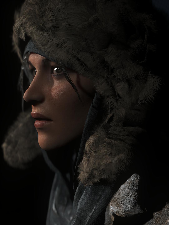 Temný les z Baba Yaga DLC do Rise of the Tomb Raider 118336