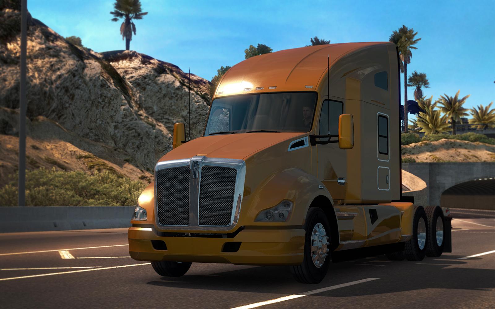 Druhá část rozhovoru s tvůrci American Truck Simulatoru 118347