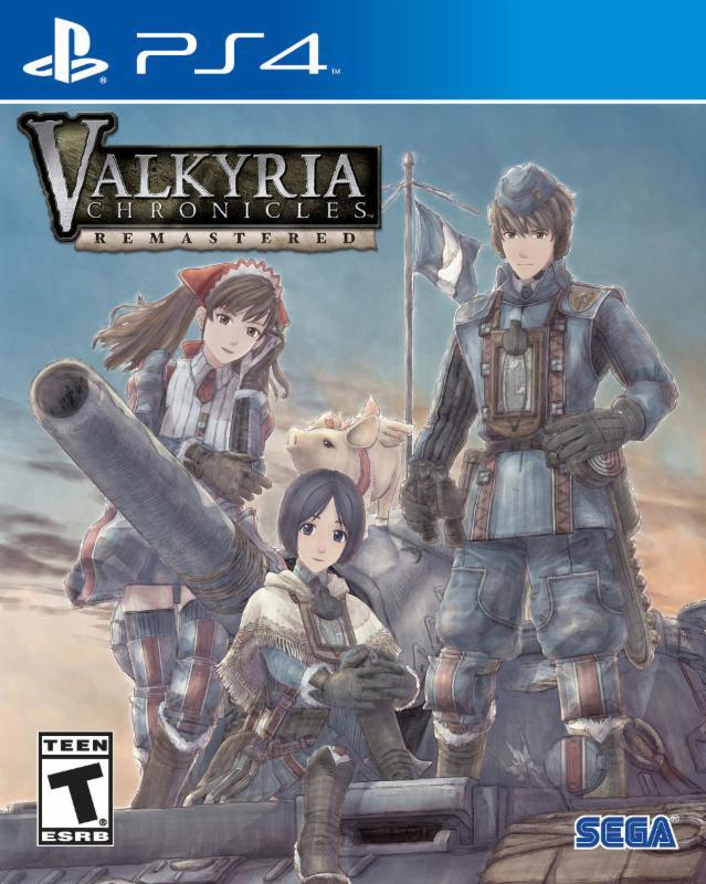 Valkyria Chronicles Remastered dorazí letos na jaře 118378
