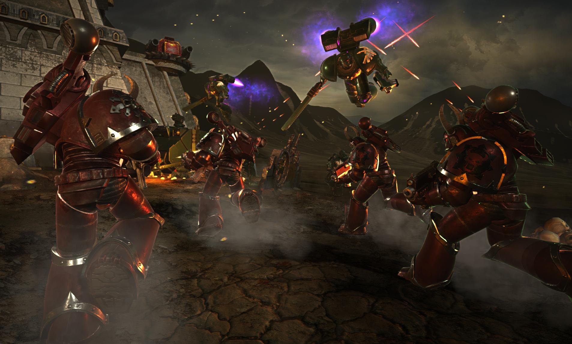 Warhammer 40K: Eternal Crusade - kvalitní MMOTPS na cestě 118473