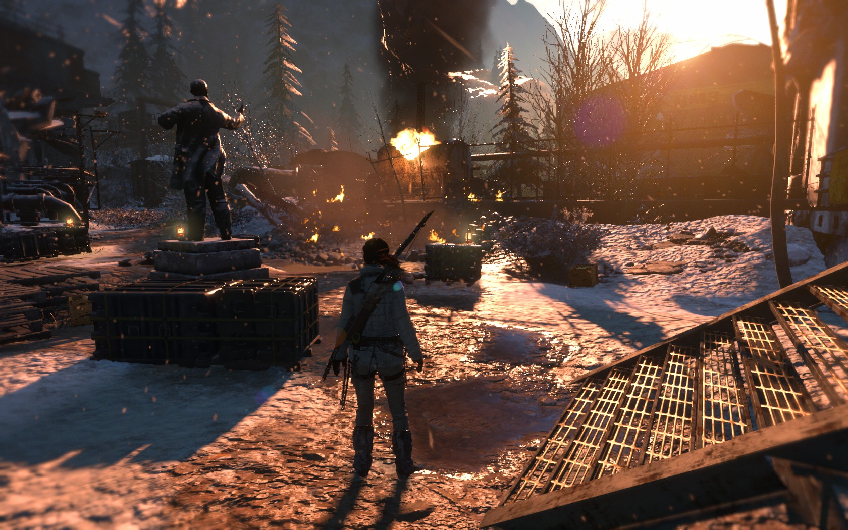 Rise of the Tomb Raider - PC verze pod drobnohledem 118488