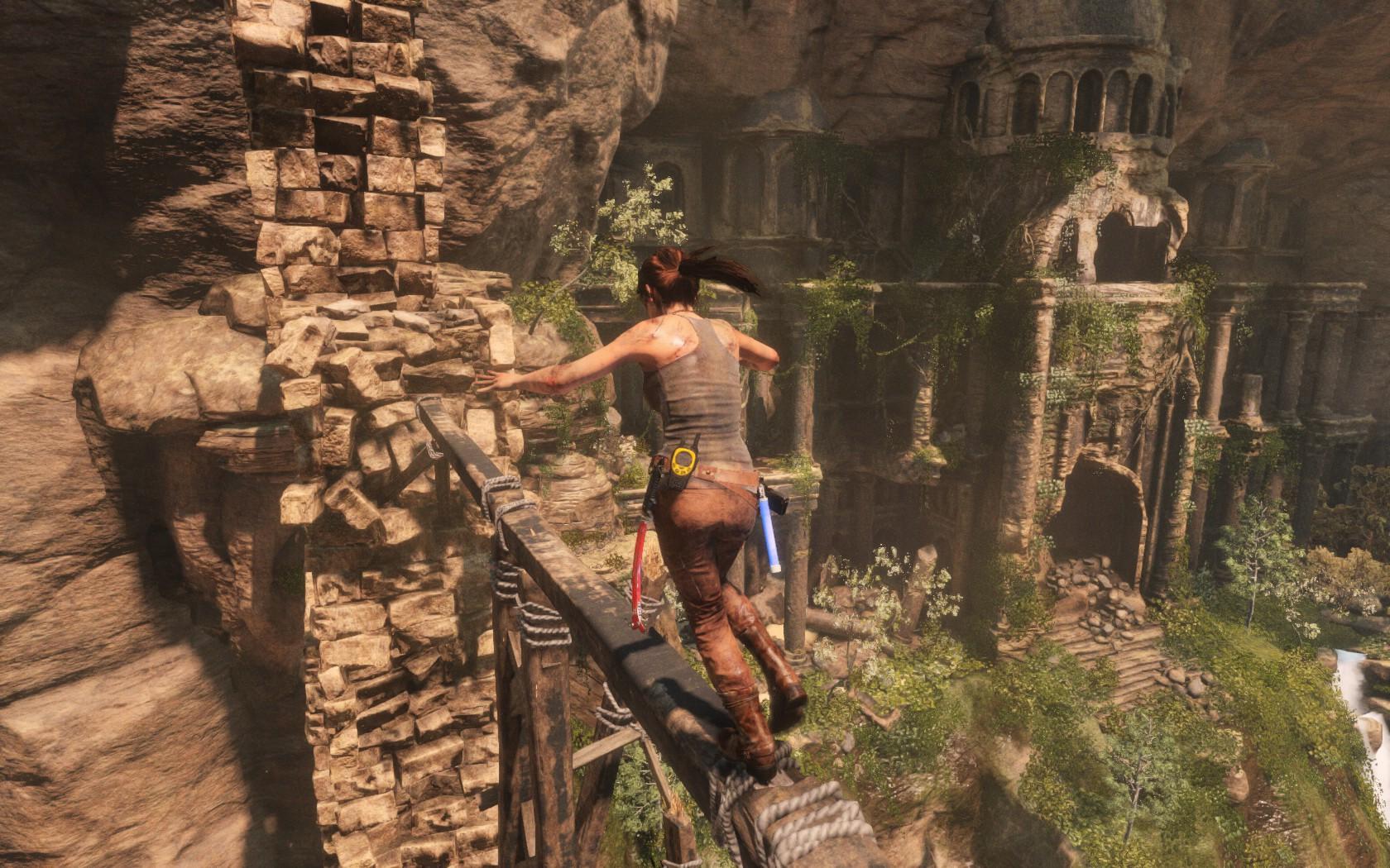 Rise of the Tomb Raider - PC verze pod drobnohledem 118489