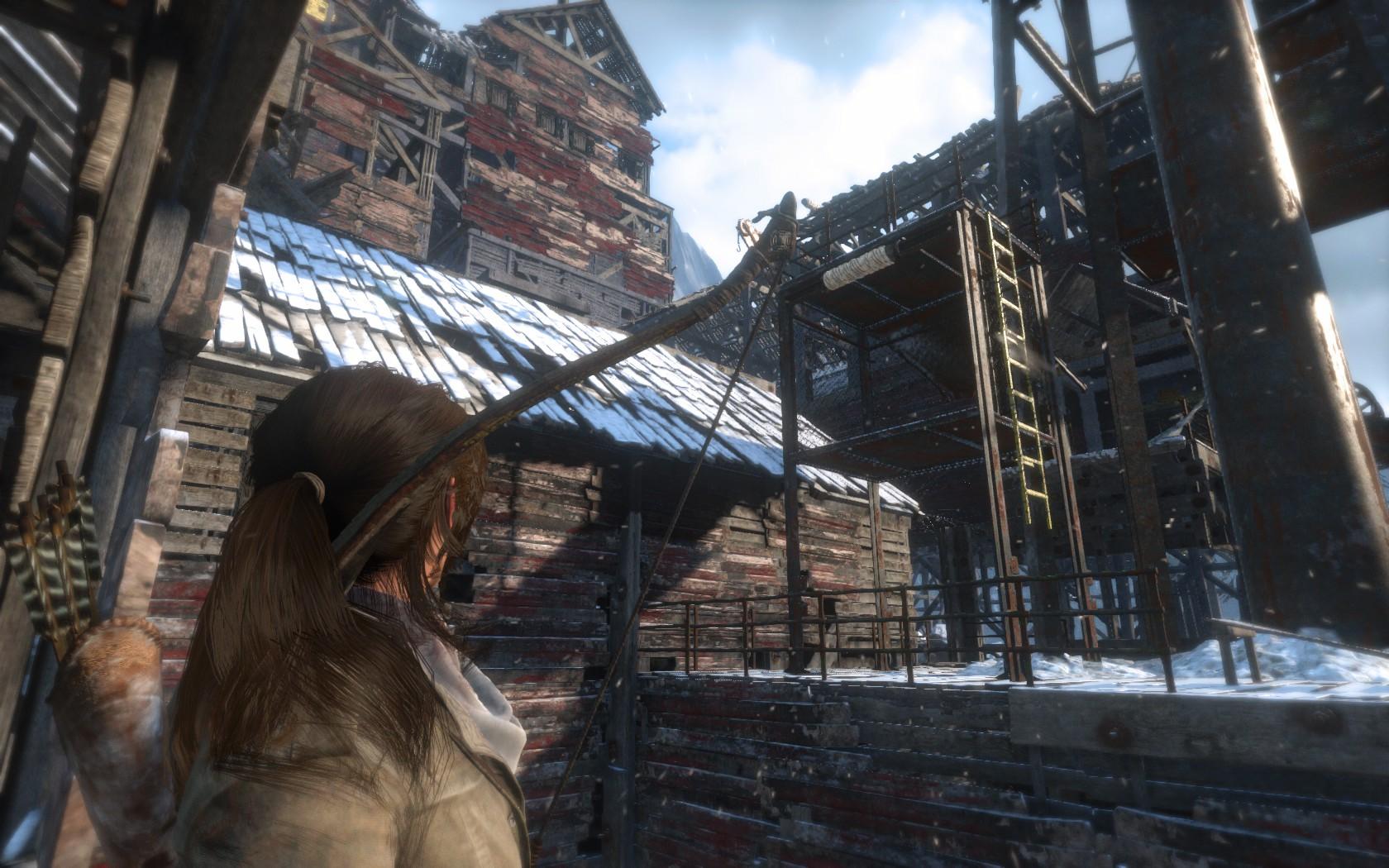 Rise of the Tomb Raider - PC verze pod drobnohledem 118492
