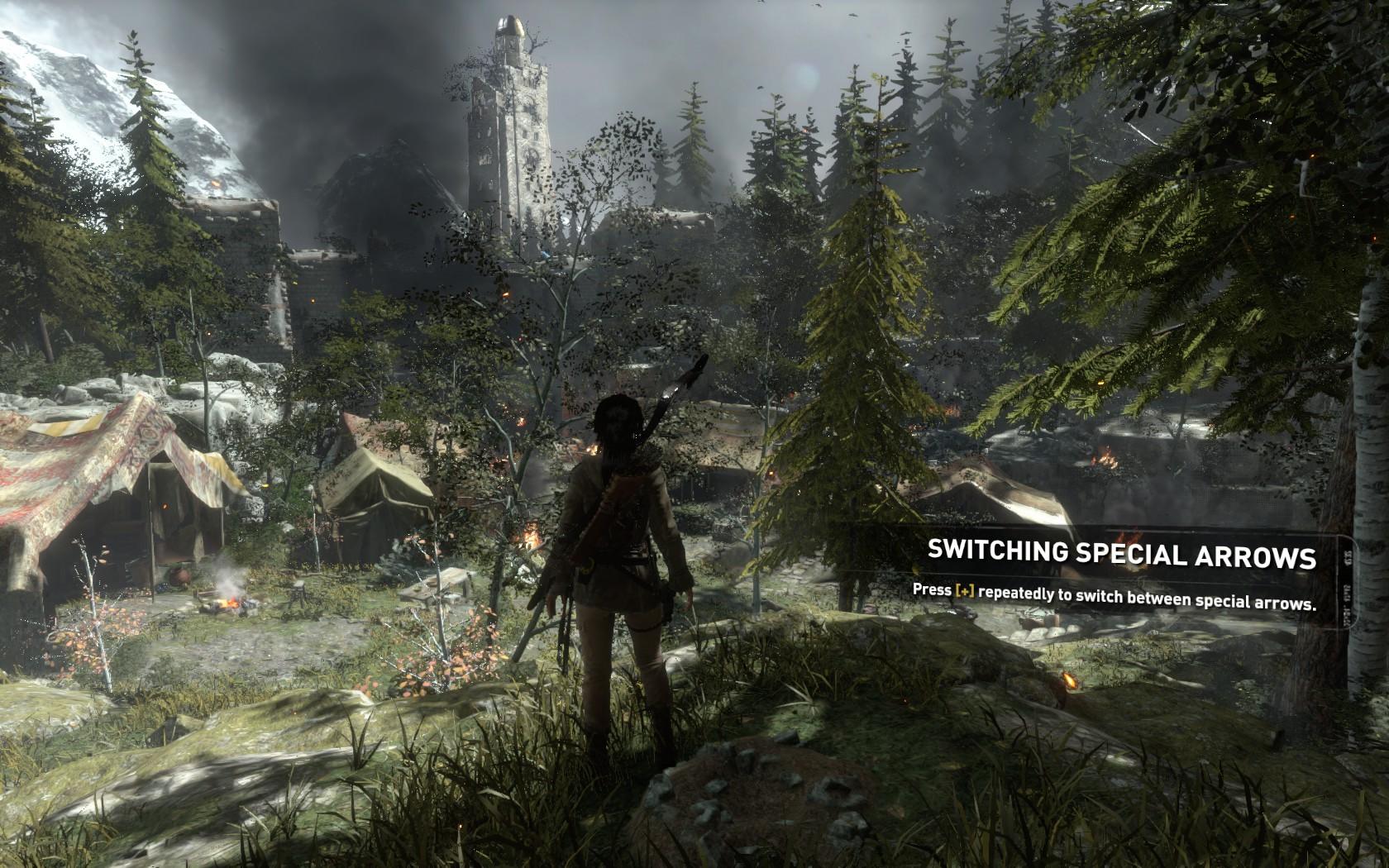 Rise of the Tomb Raider - PC verze pod drobnohledem 118493