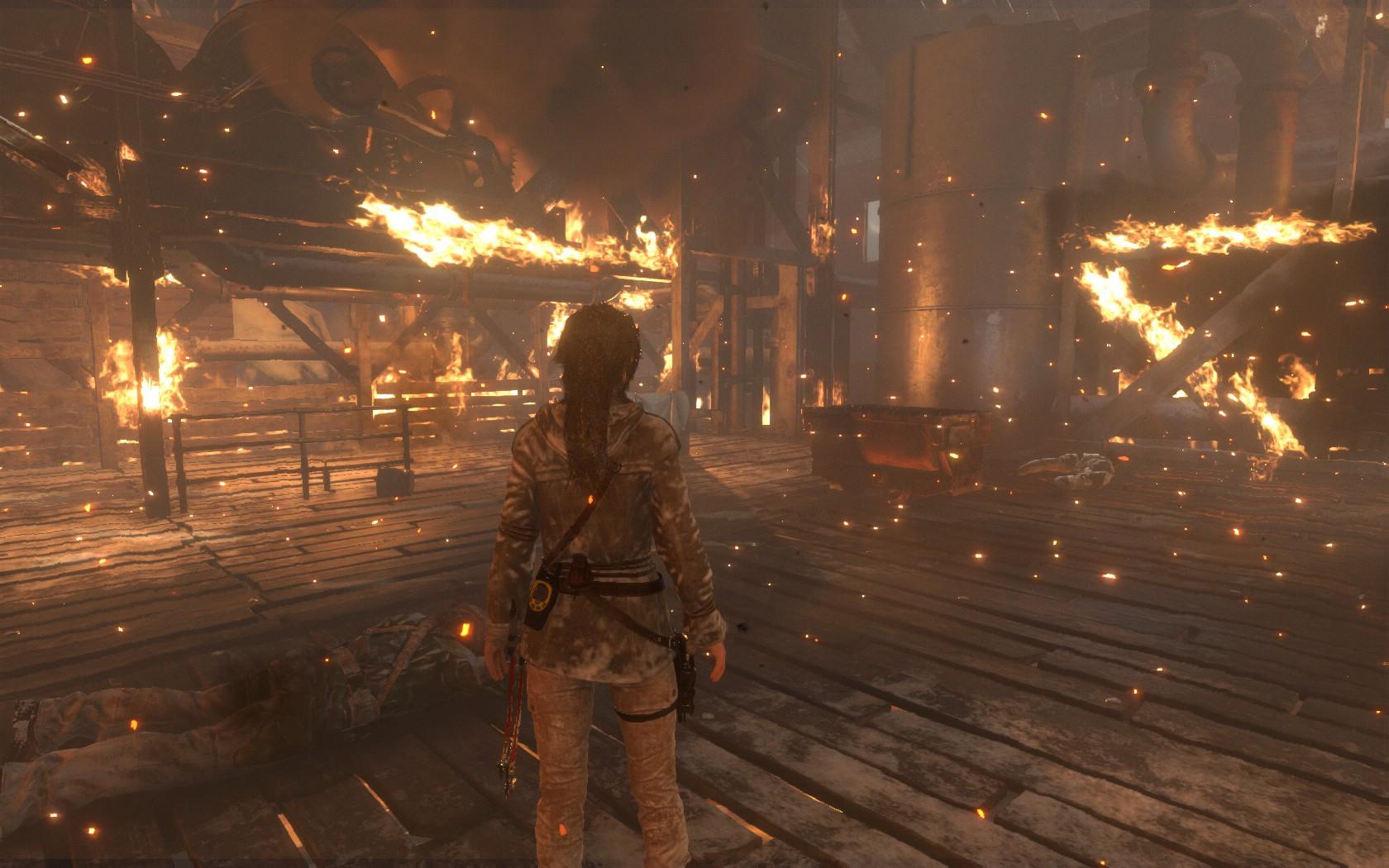 Rise of the Tomb Raider - PC verze pod drobnohledem 118494