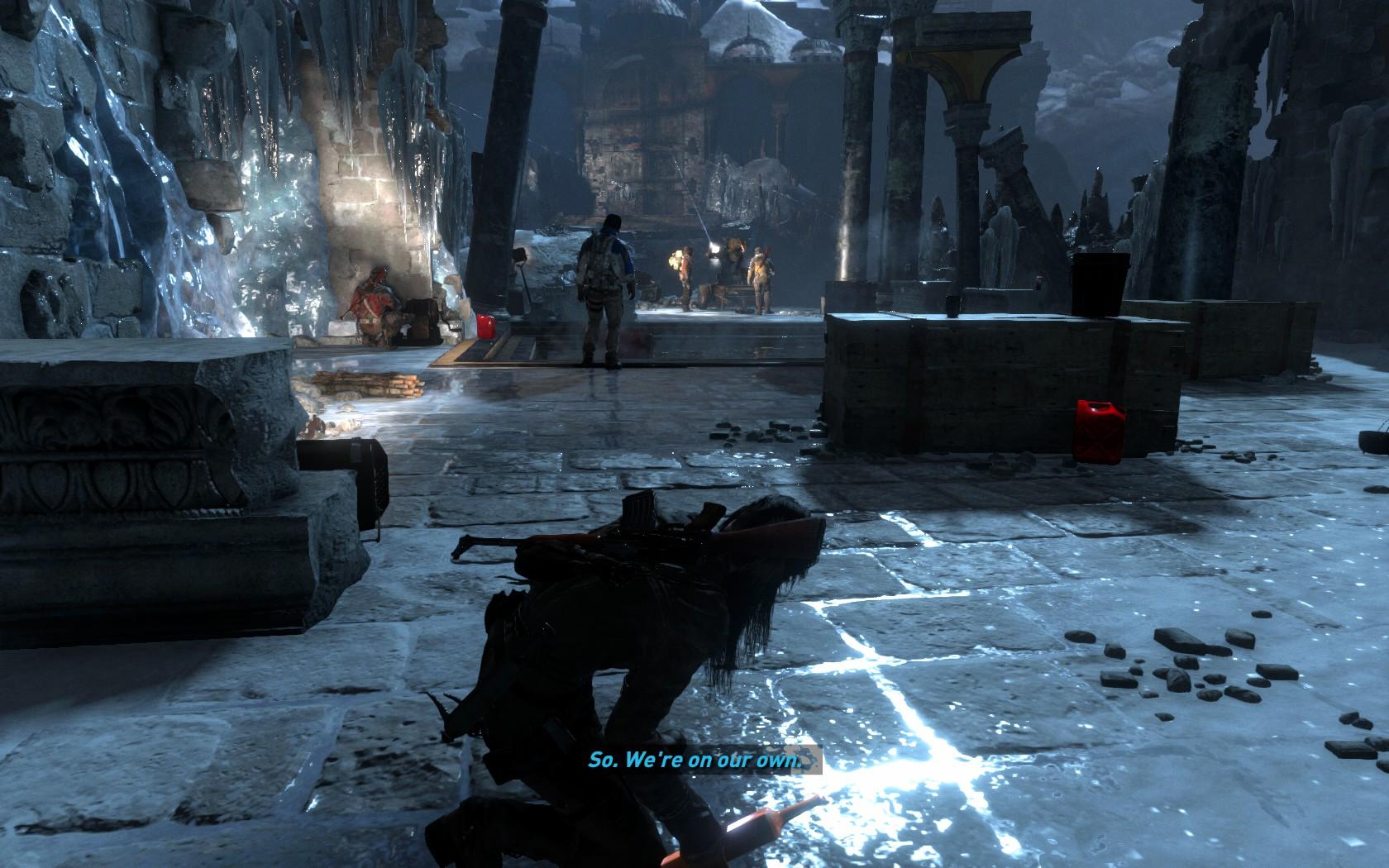 Rise of the Tomb Raider - PC verze pod drobnohledem 118495