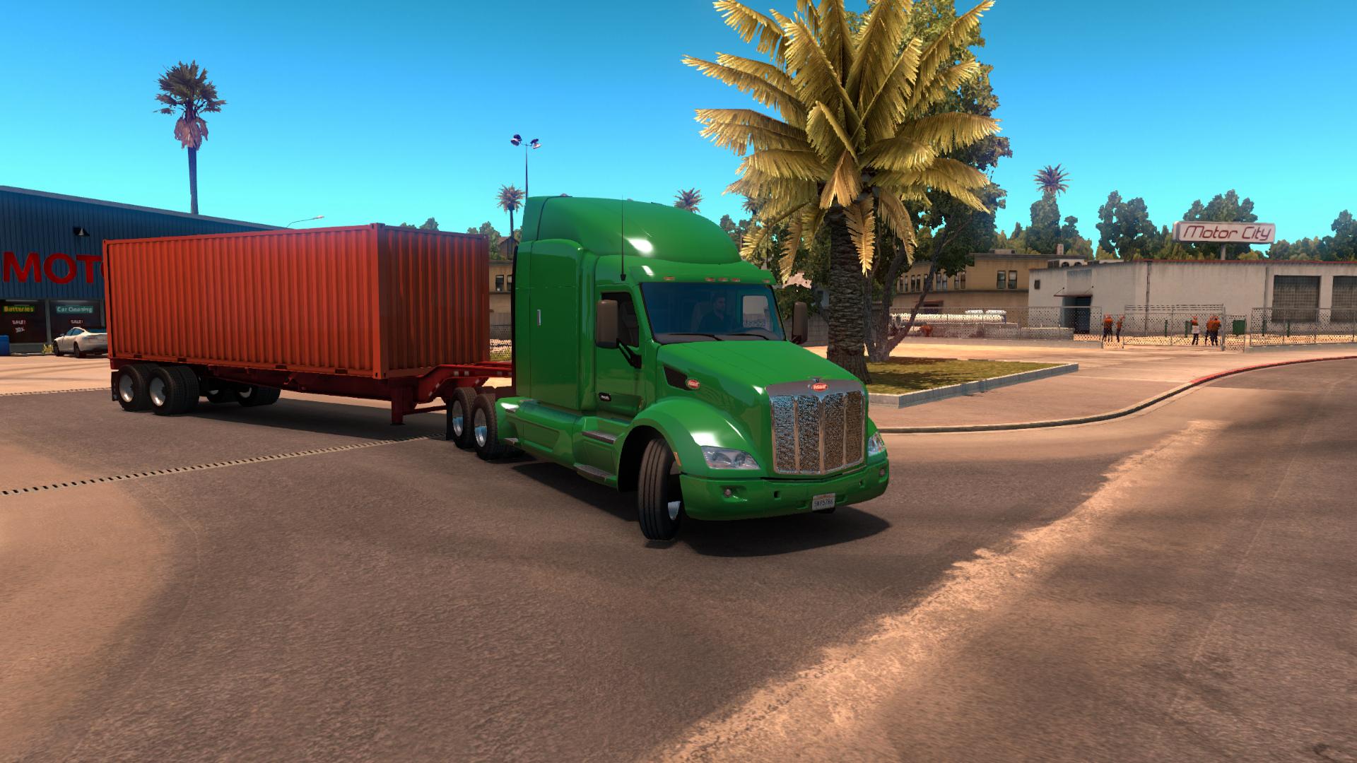 American Truck Simulator – příběh řidiče kamionu 118577