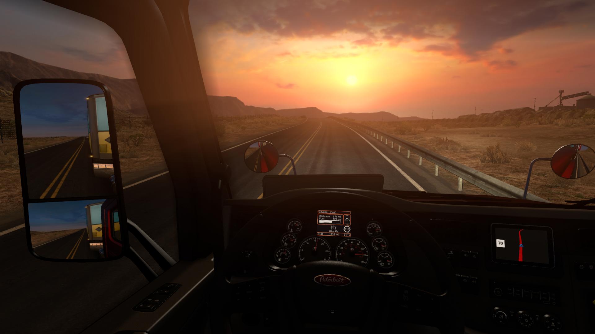 American Truck Simulator – příběh řidiče kamionu 118594