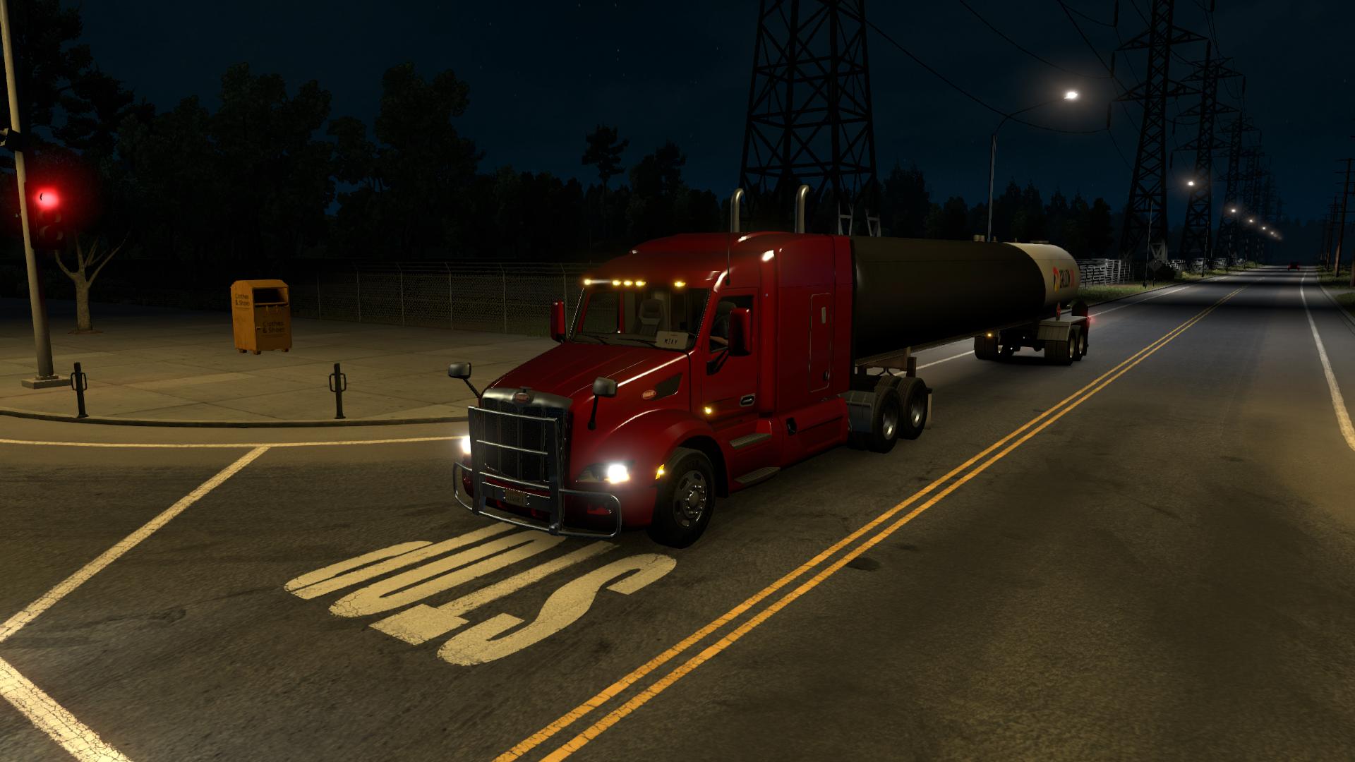 American Truck Simulator – příběh řidiče kamionu 118598