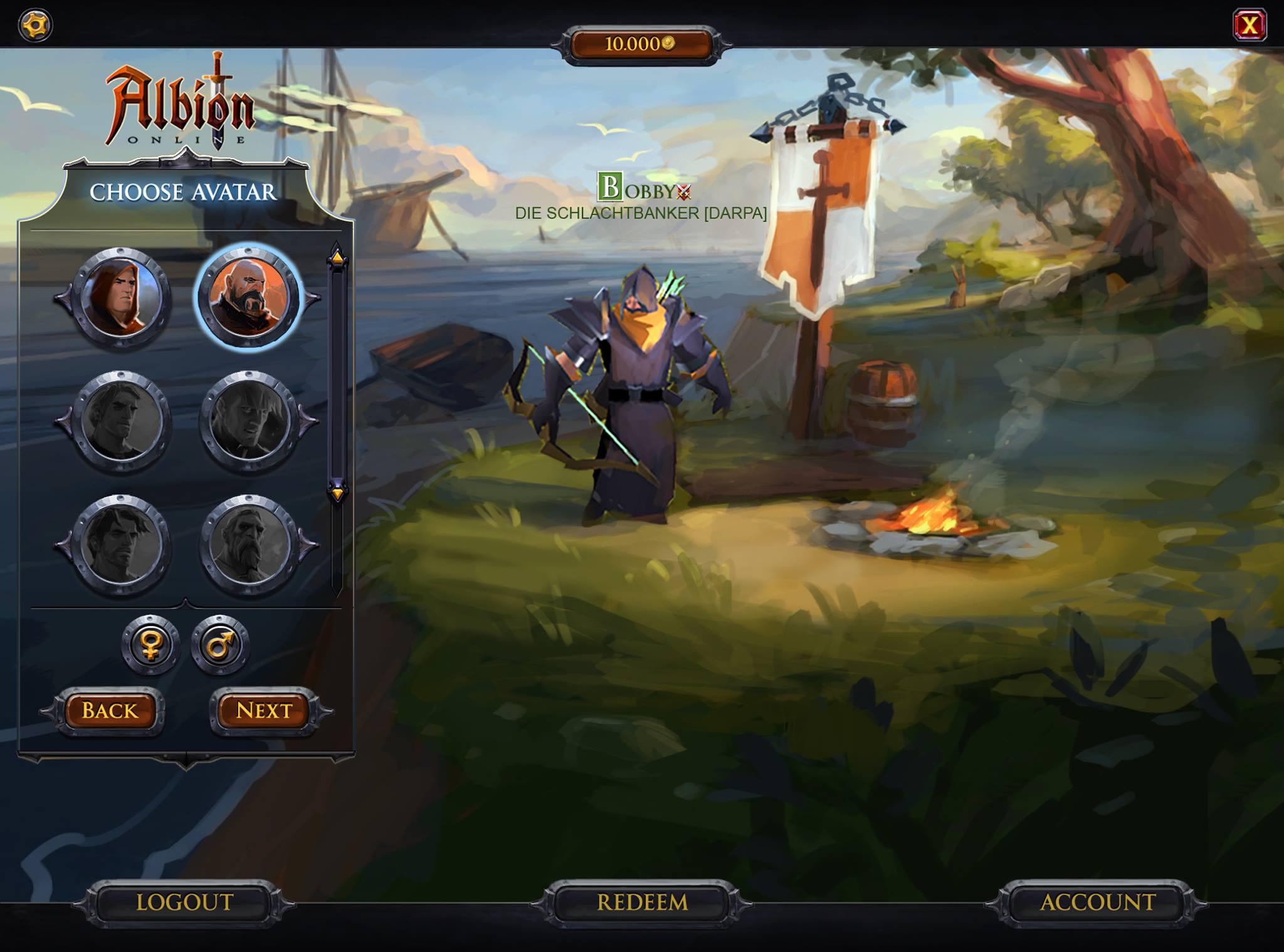 Albion Online - jak přežít v krutém světě 118639