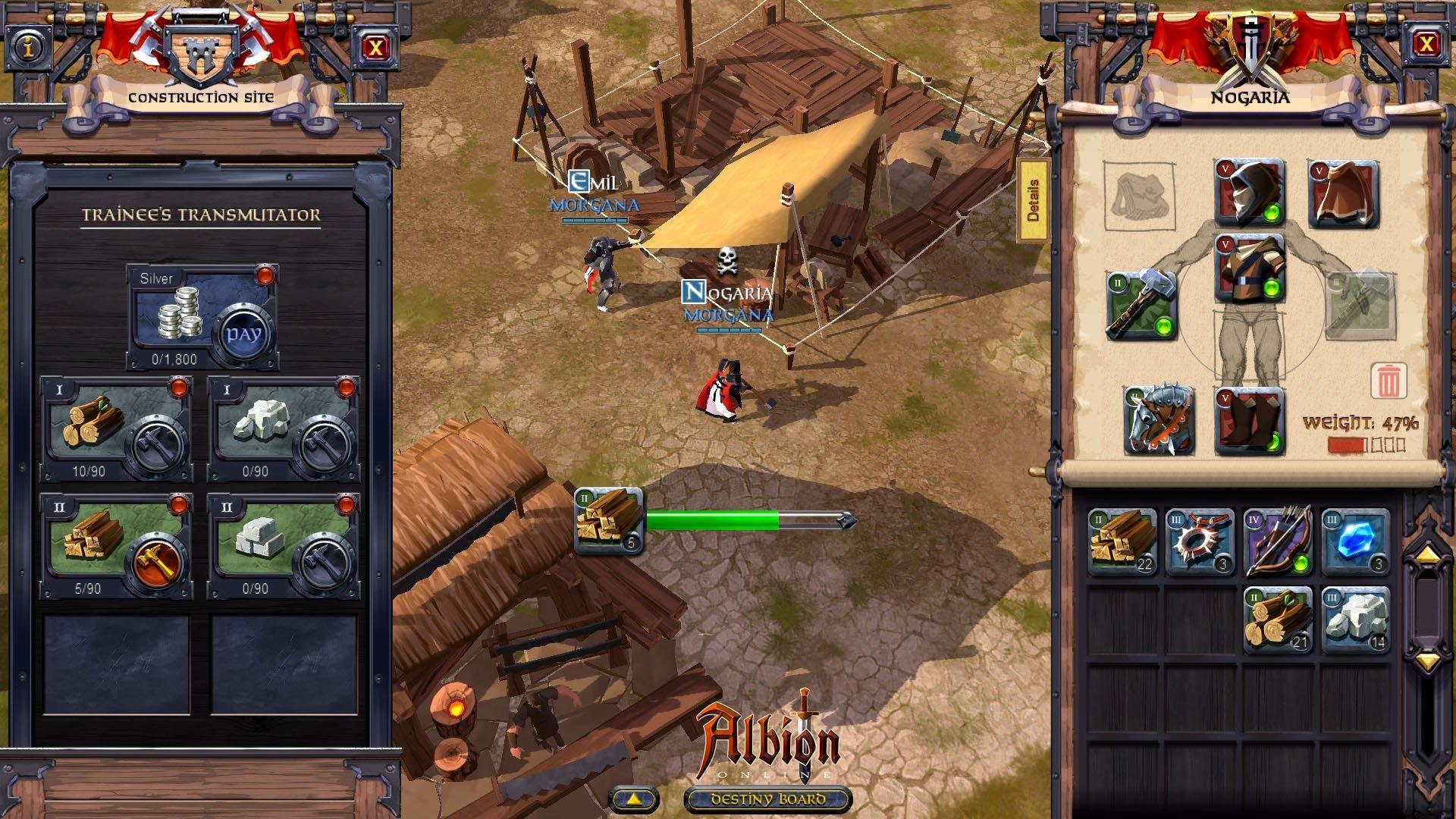Albion Online - jak přežít v krutém světě 118645