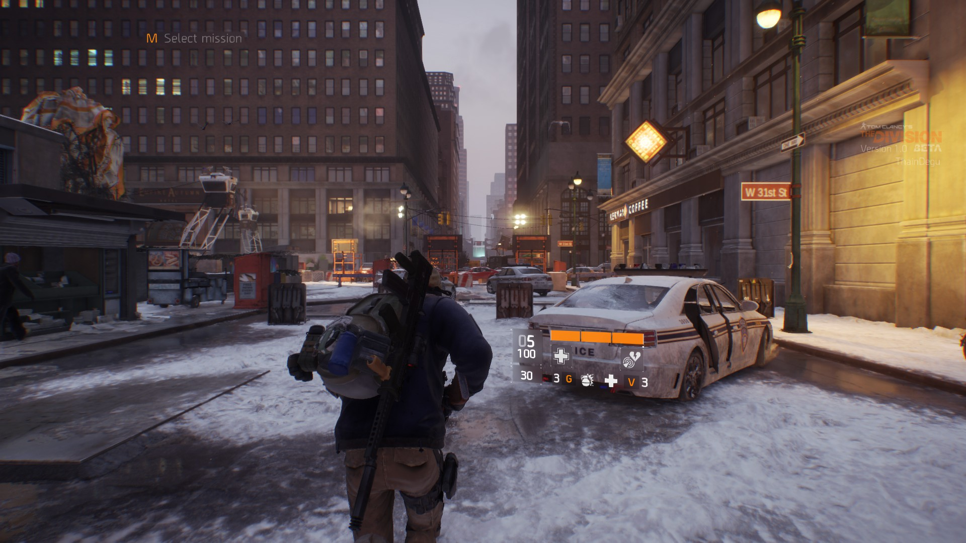 The Division – mrtvý New York 118686