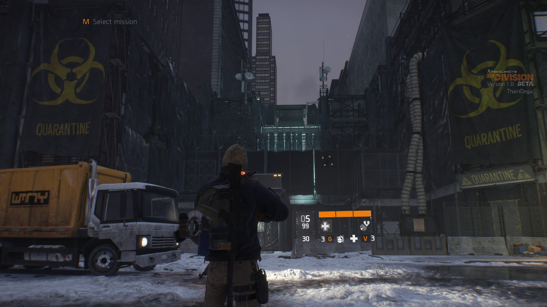 The Division – mrtvý New York 118687