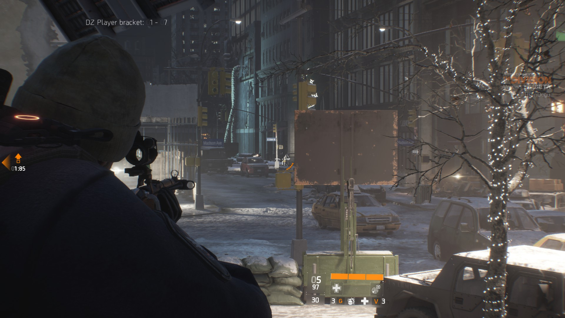 The Division – mrtvý New York 118693