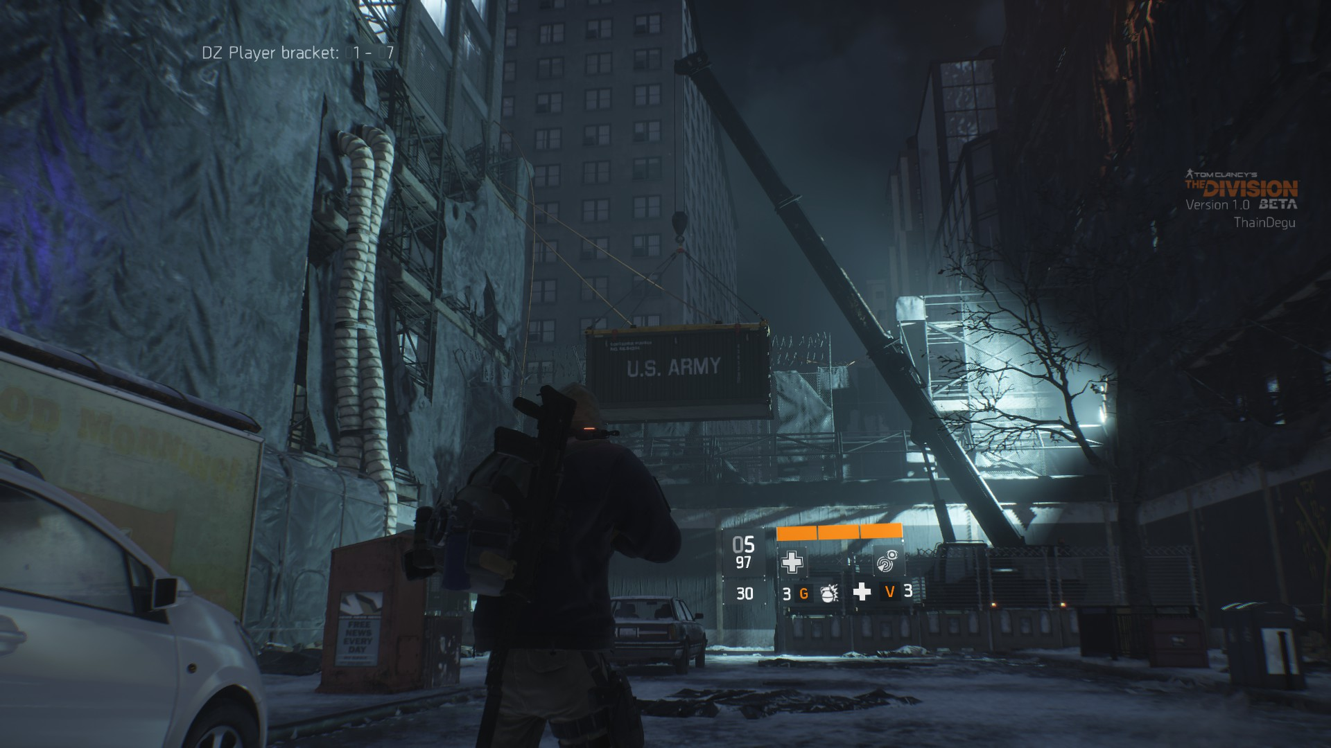 The Division – mrtvý New York 118696