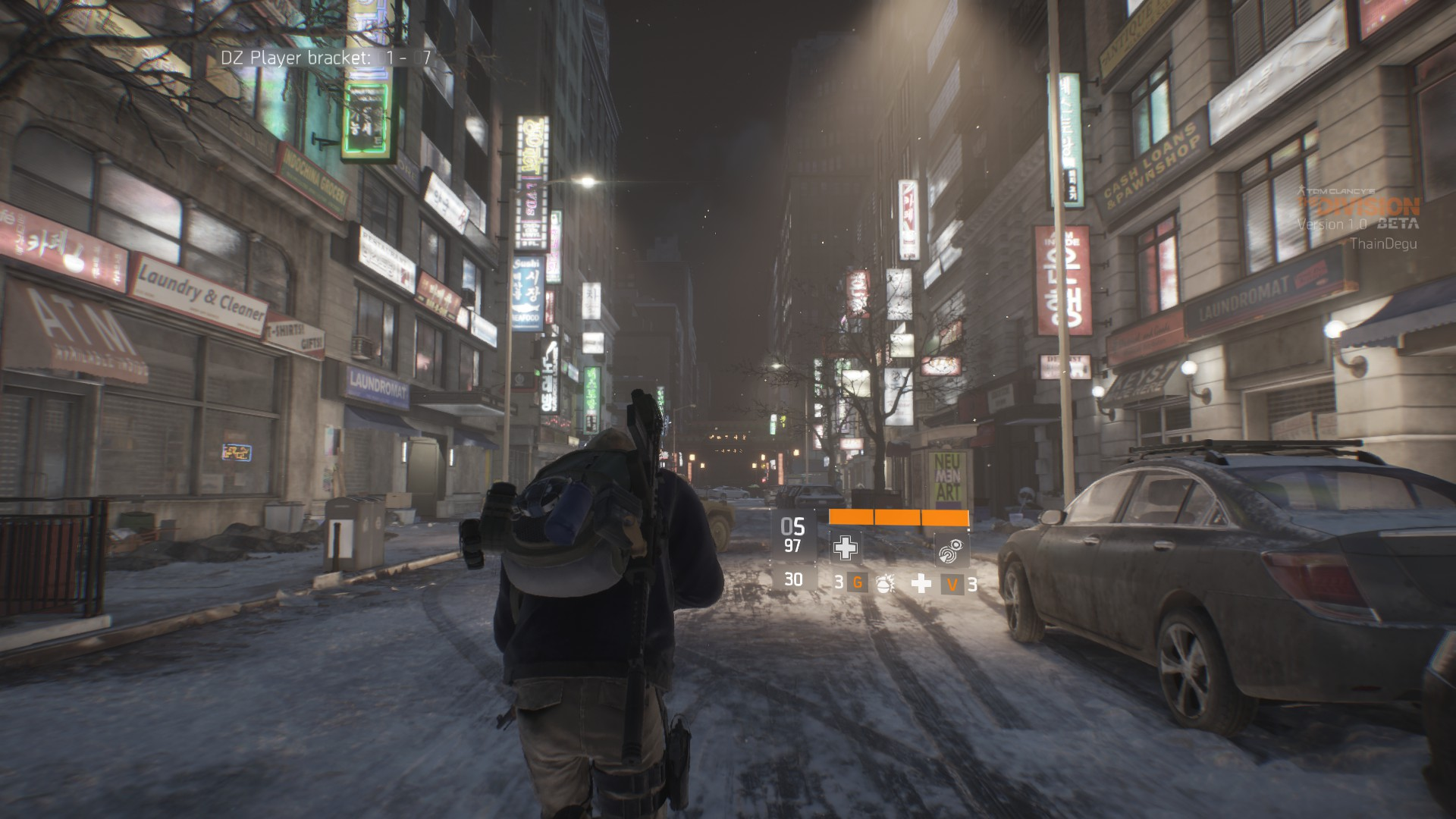 The Division – mrtvý New York 118698