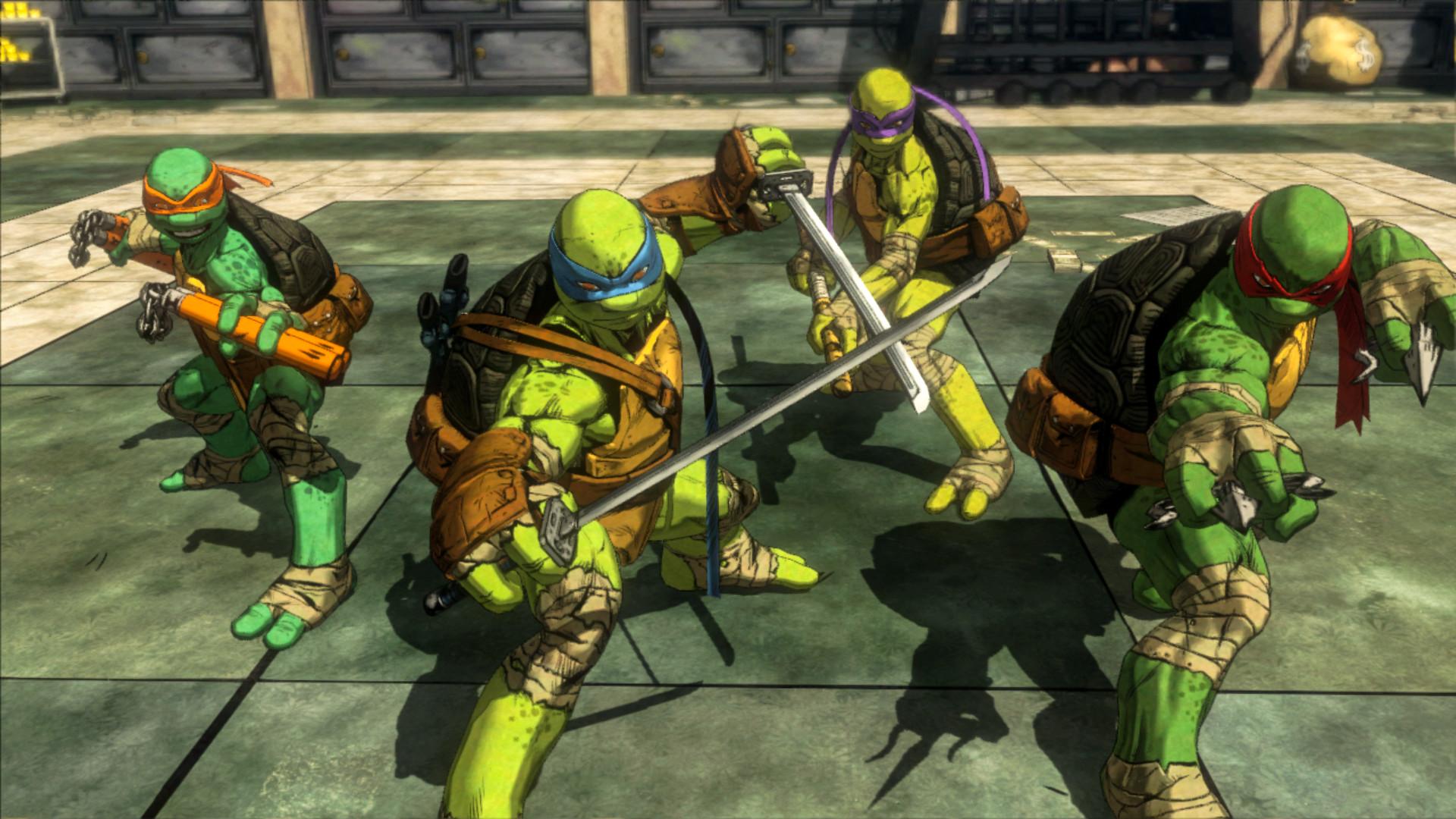 Teenage Mutant Ninja Turtles: Mutants in Manhattan 118708