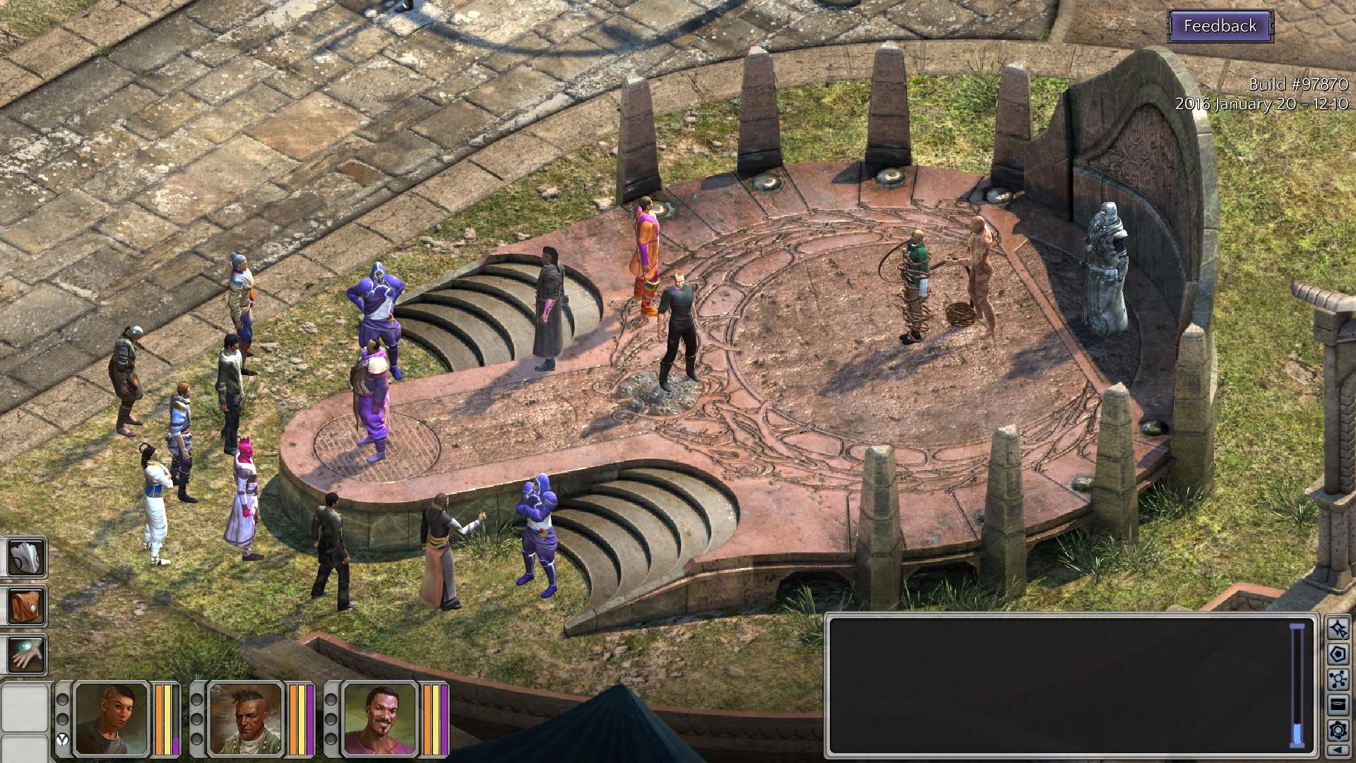 Dojmy z hraní Torment: Tides of Numenera 118828