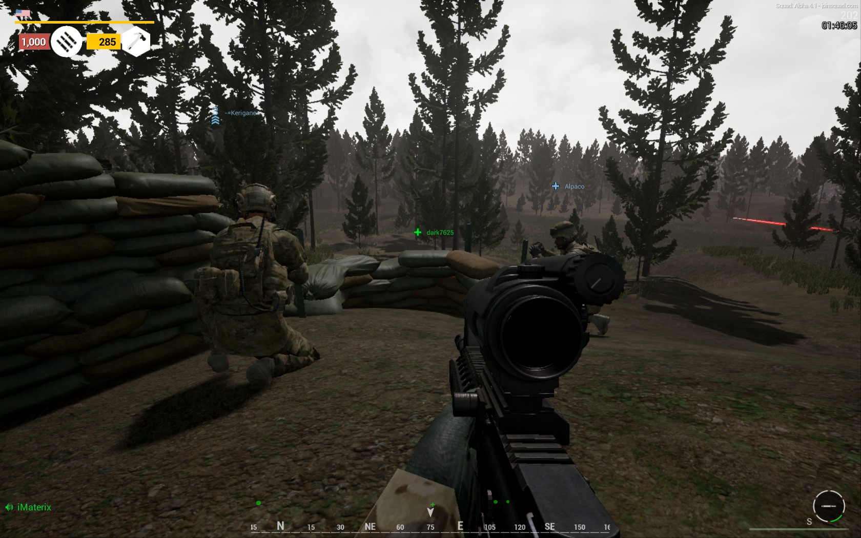 Squad - ještě náročnější válčení 118972