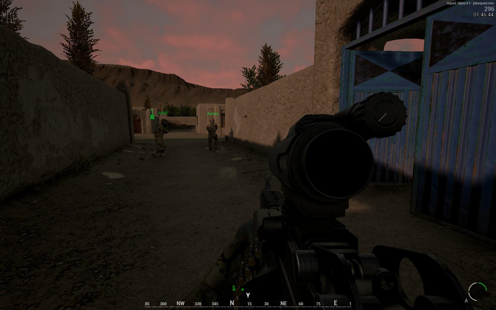 Squad - ještě náročnější válčení 118976