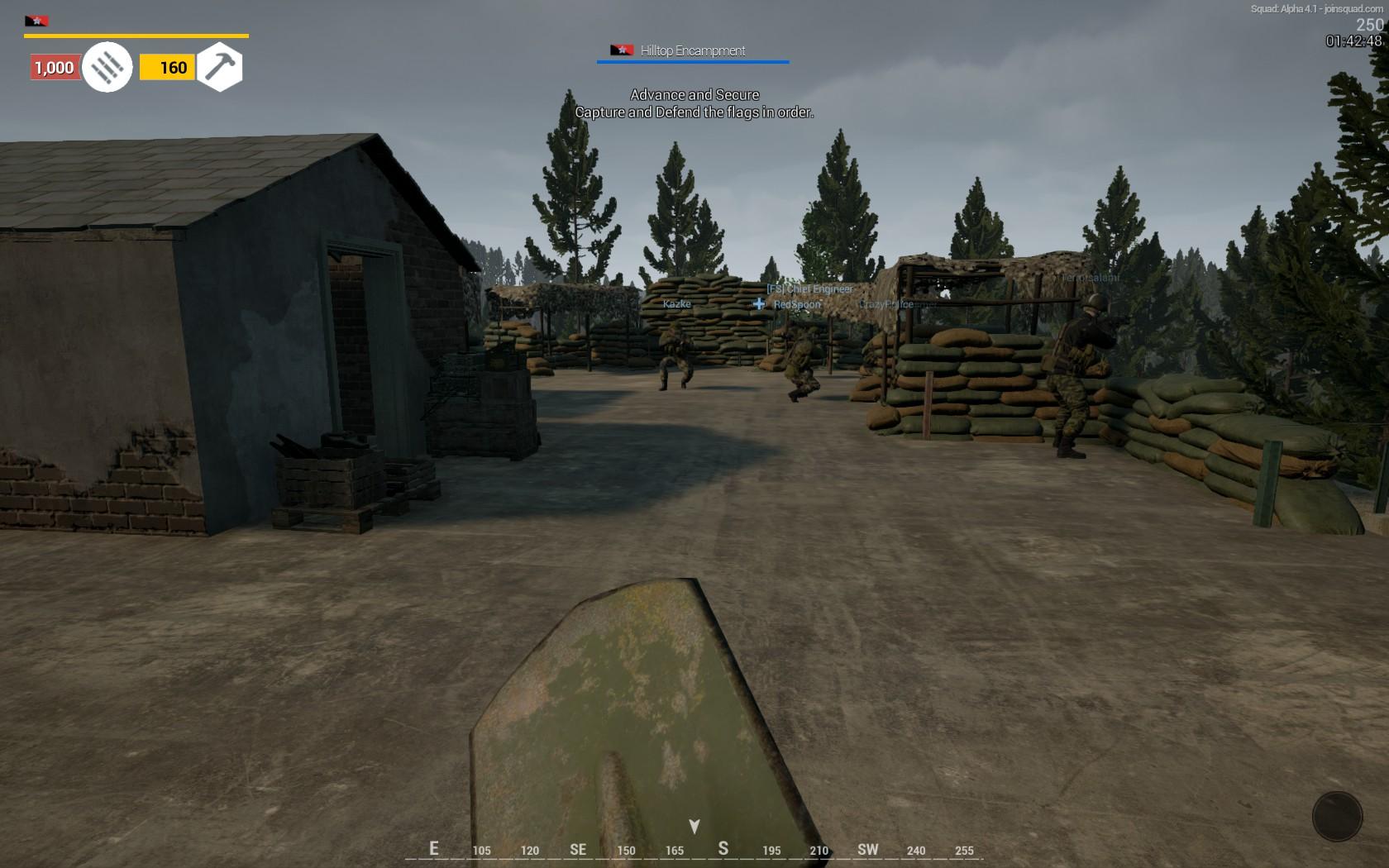 Squad - ještě náročnější válčení 118981