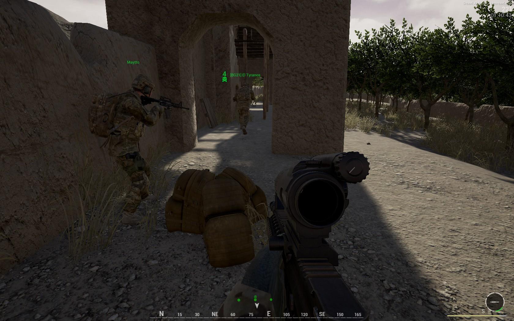 Squad - ještě náročnější válčení 118983